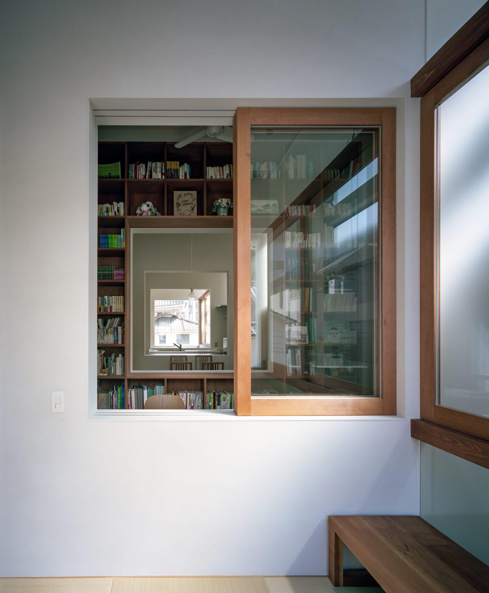 大阪上本町の家の和室