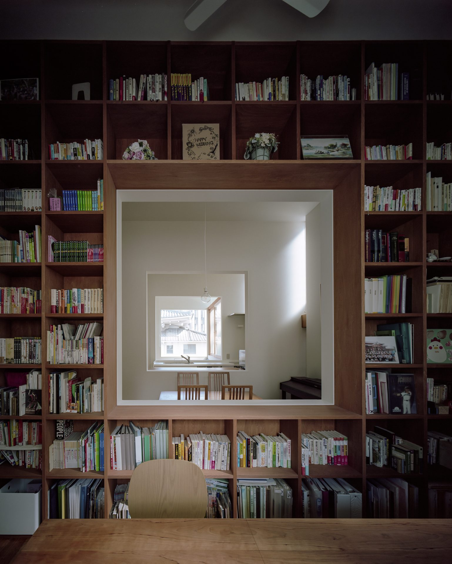 大阪上本町の家の個室01