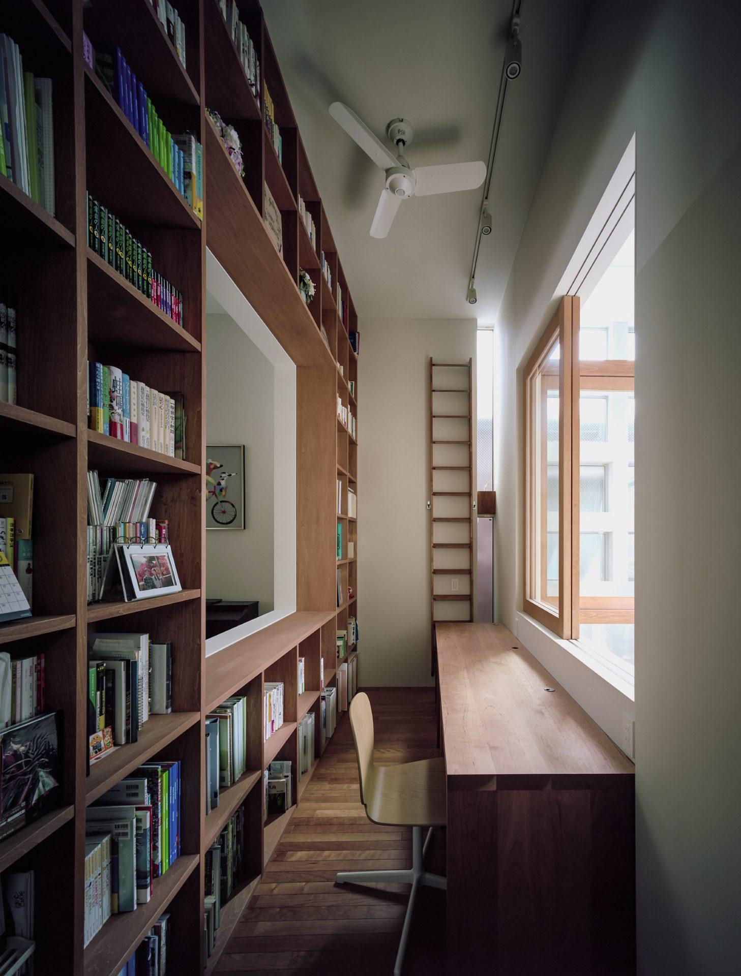 大阪上本町の家の個室02