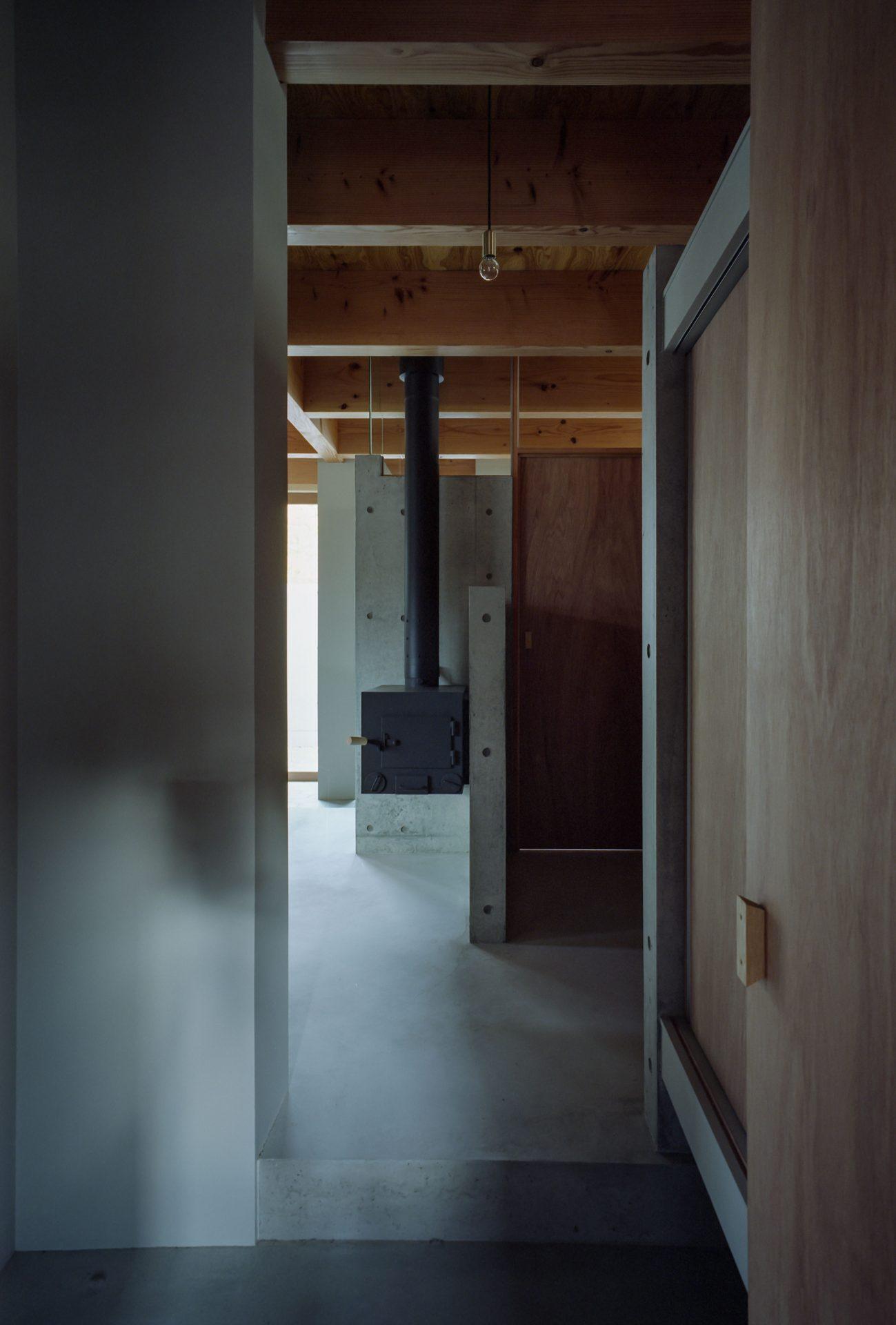 大阪箕面森町の家の個室1