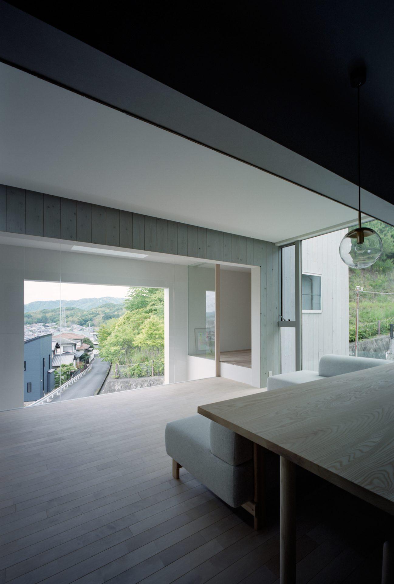 兵庫姫路の家のリビング01