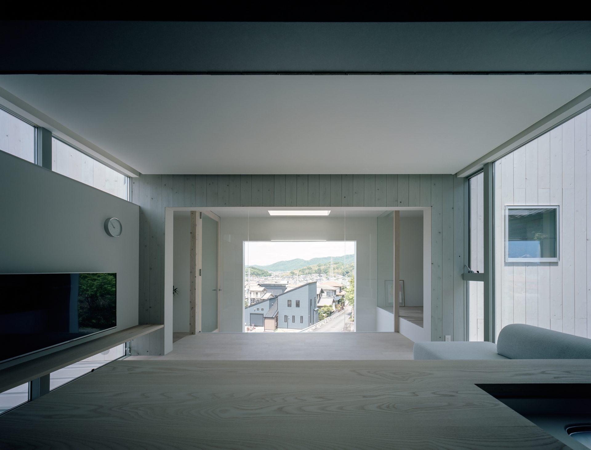 兵庫姫路の家のリビング02