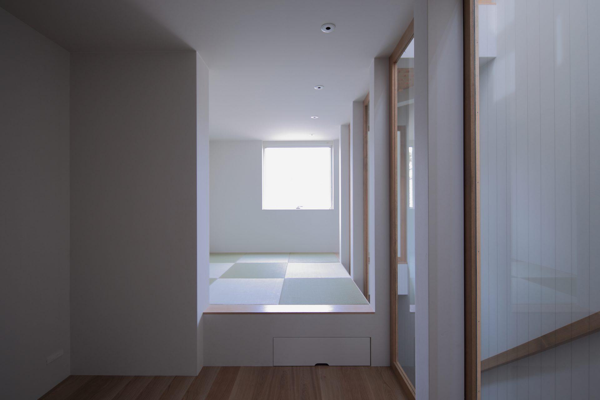 兵庫塚口の家の和室03