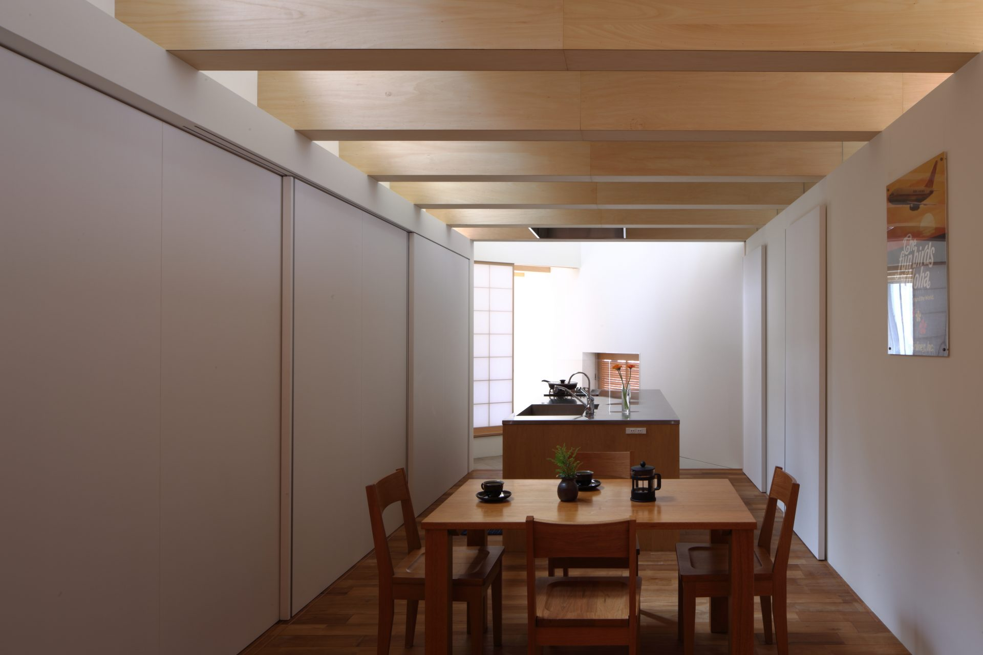 大阪北野田の家のLDK03