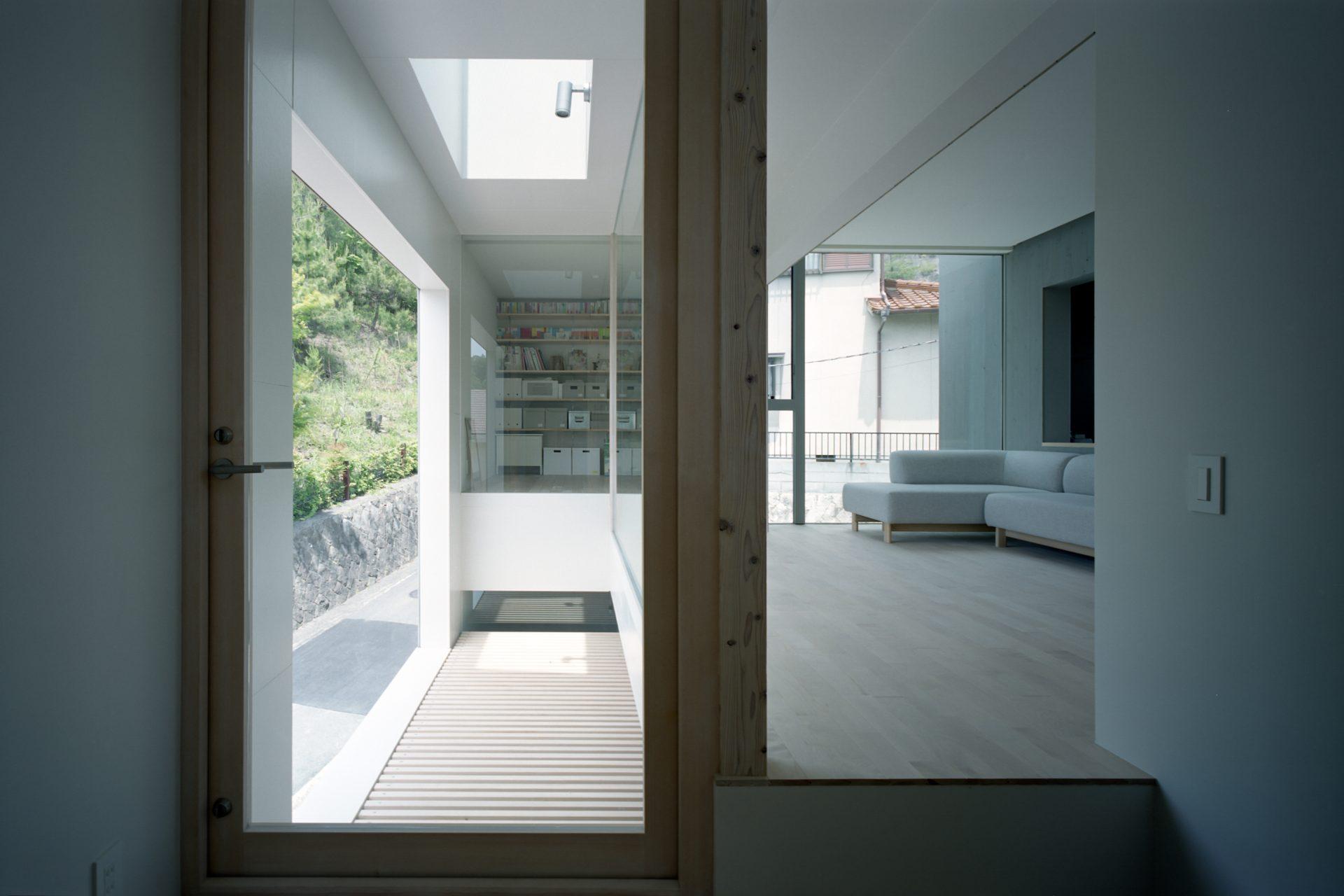 兵庫姫路の家の個室