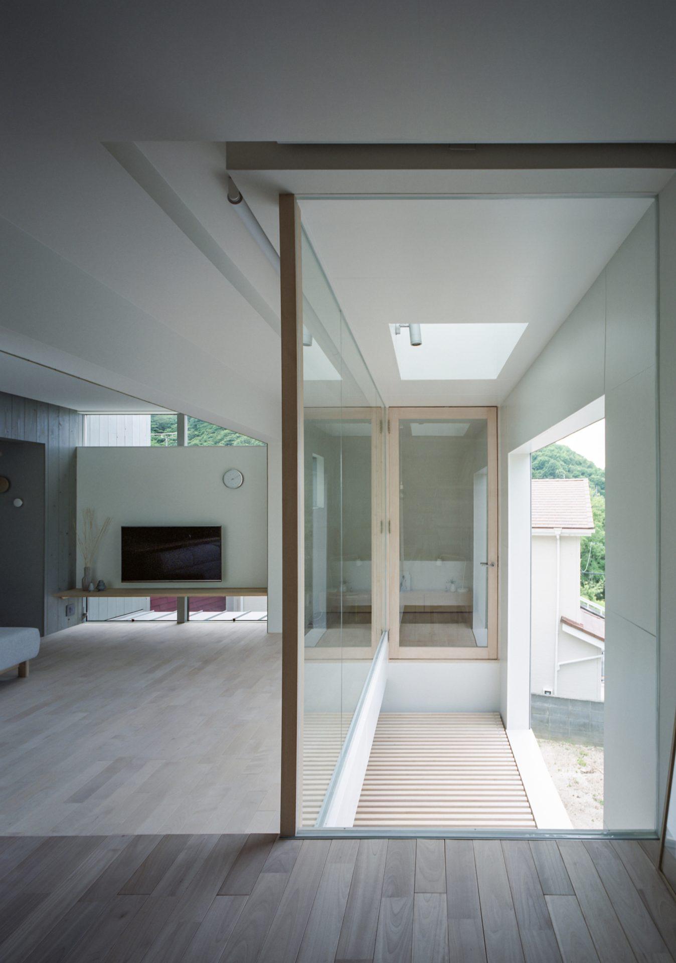 兵庫姫路の家のリビング08