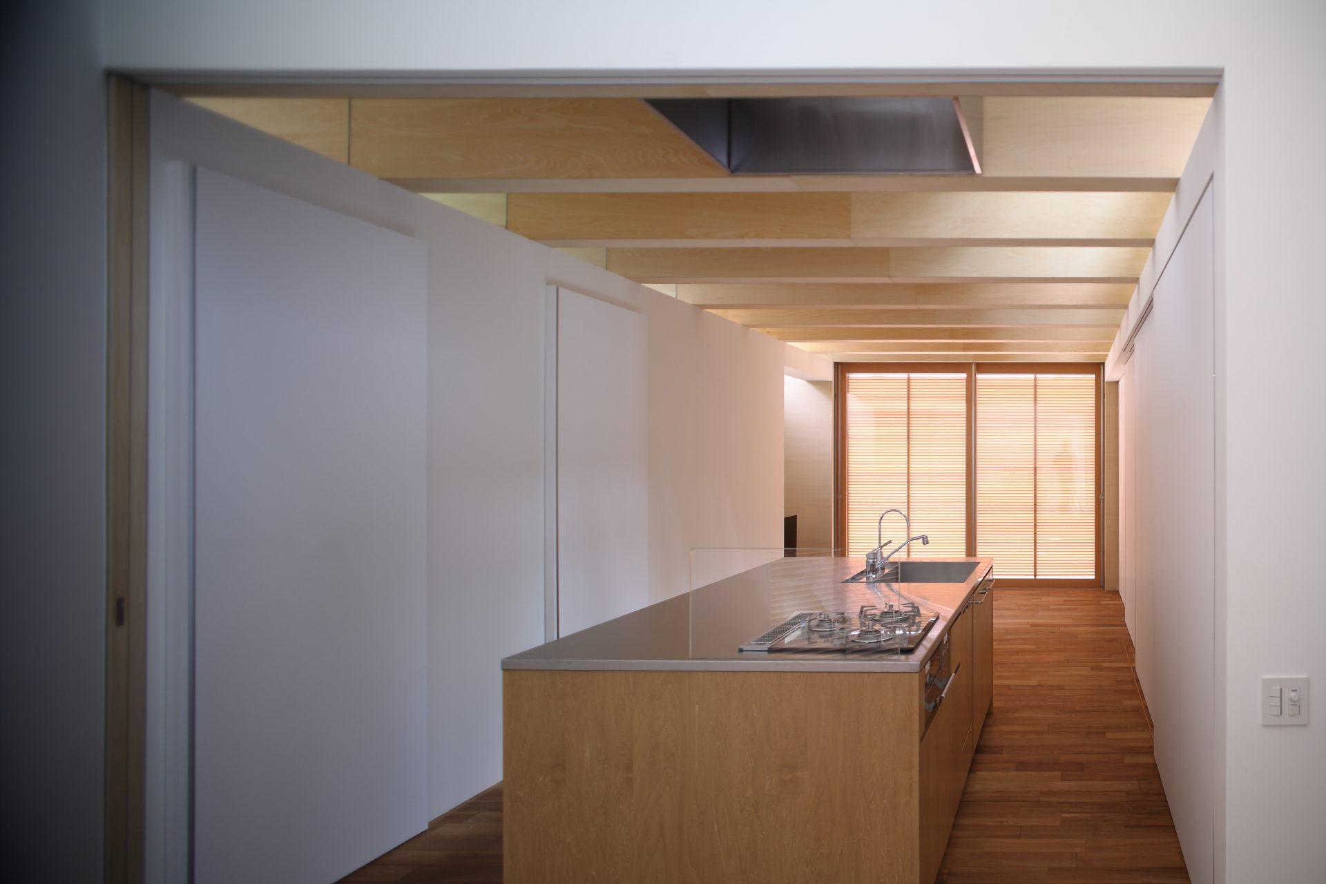 大阪北野田の家のLDK04