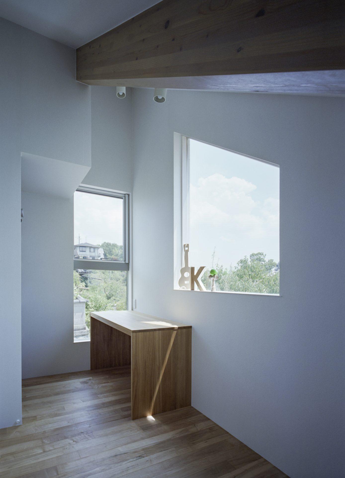 奈良学園前の家の子供室01