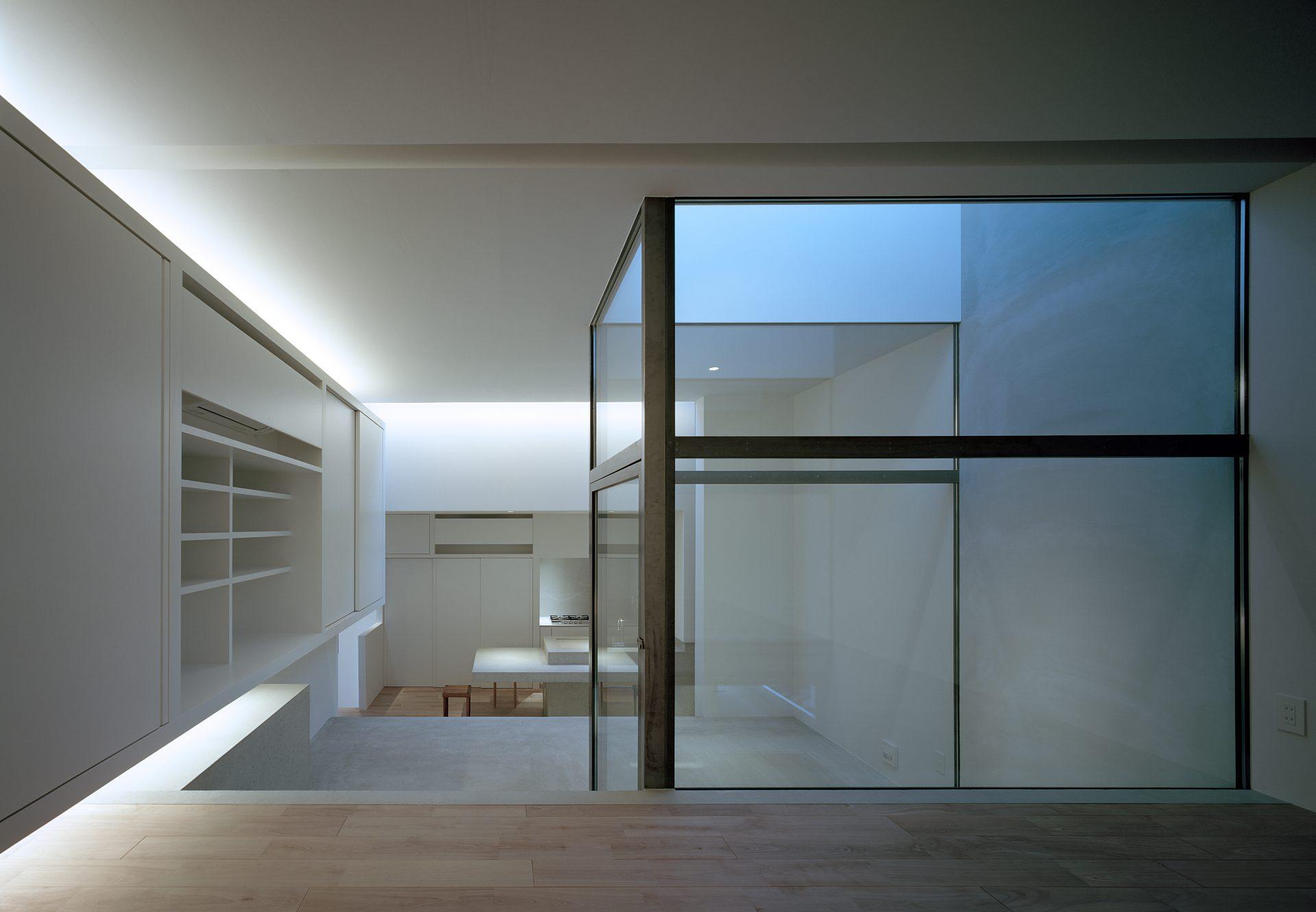 大阪豊中の家の寝室