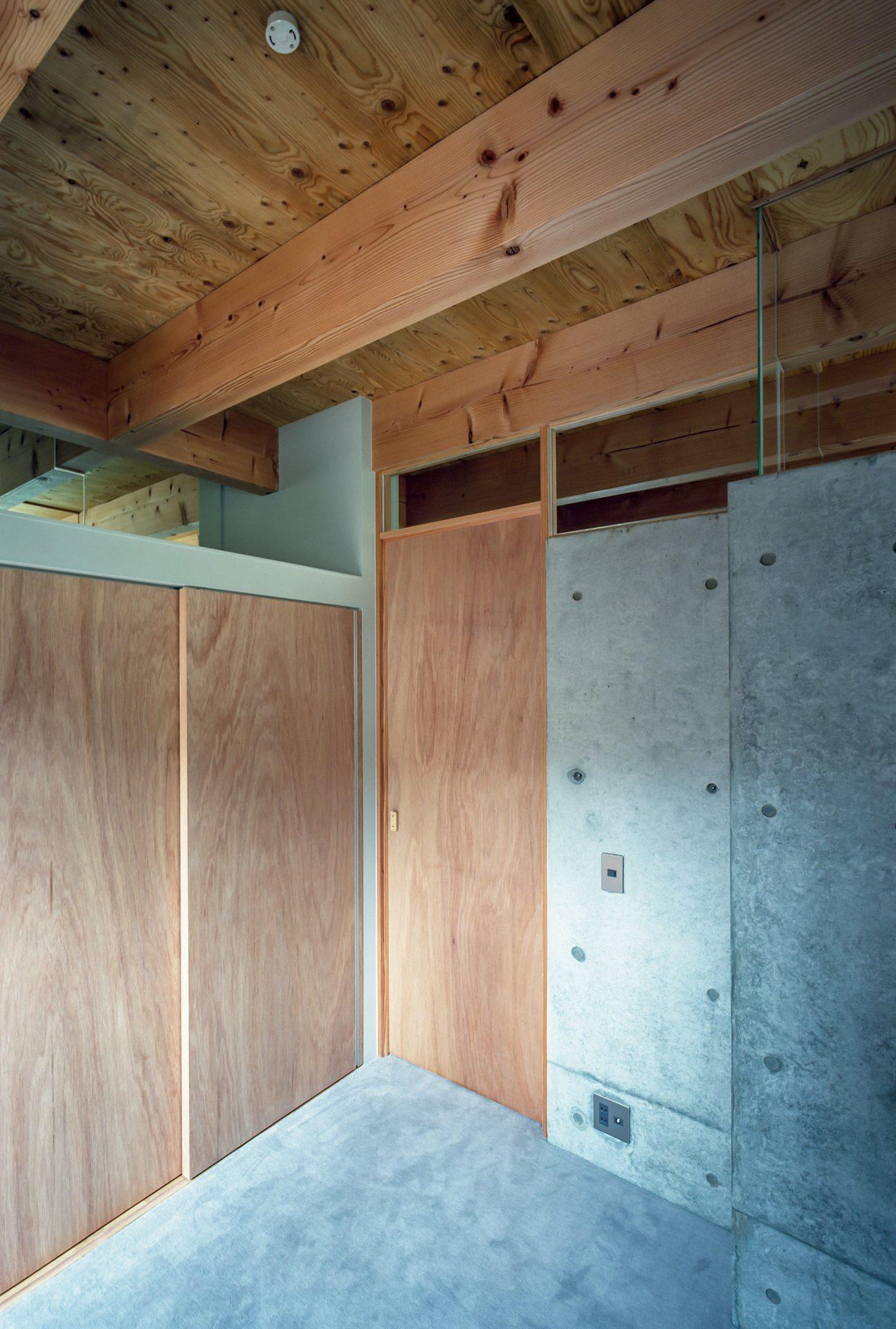 大阪箕面森町の家の個室3