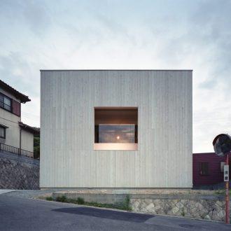景色や眺望を楽しむ兵庫姫路の注文住宅|住人十色で放送の外観01