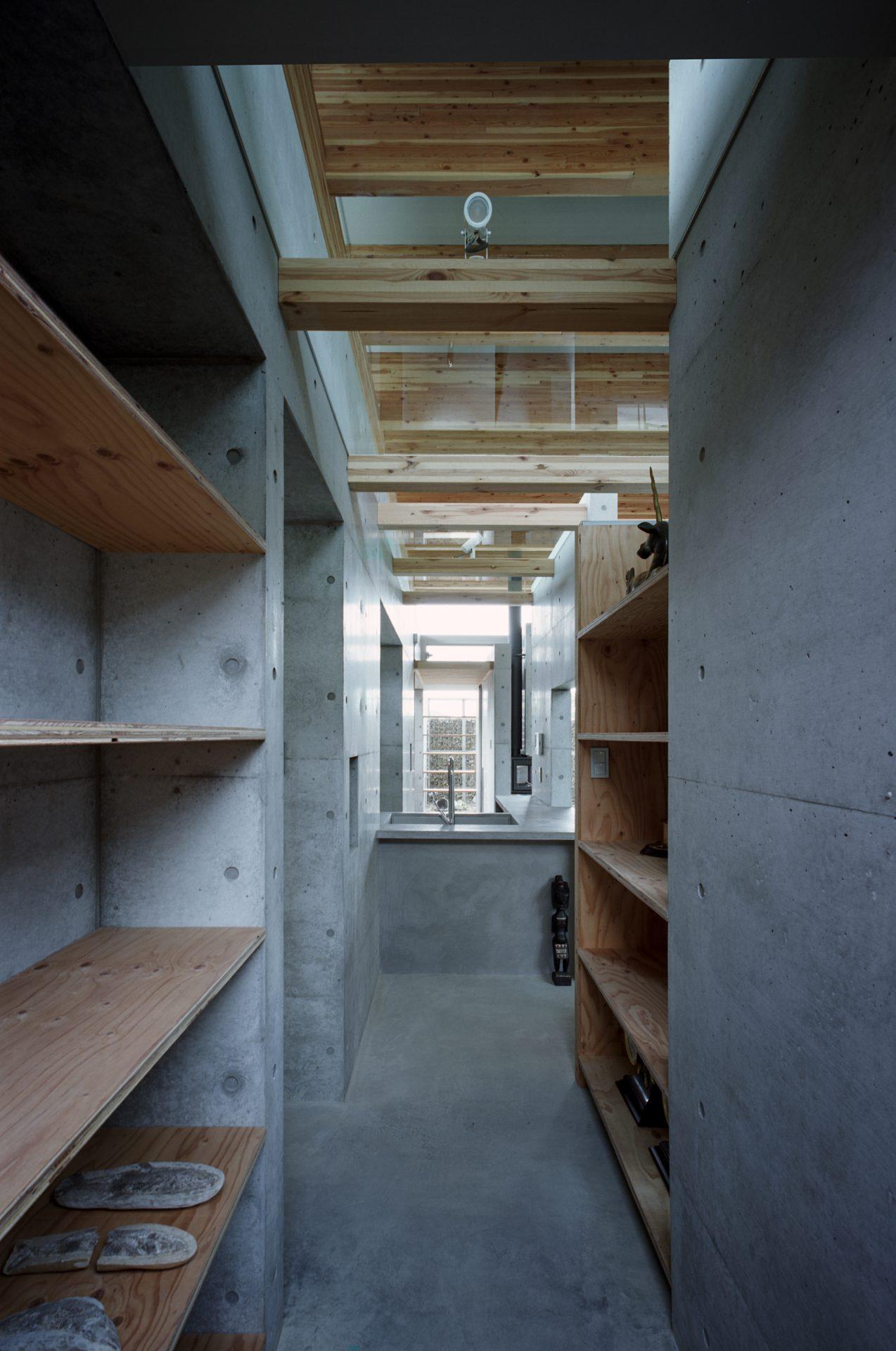 兵庫神戸北の平屋の収納