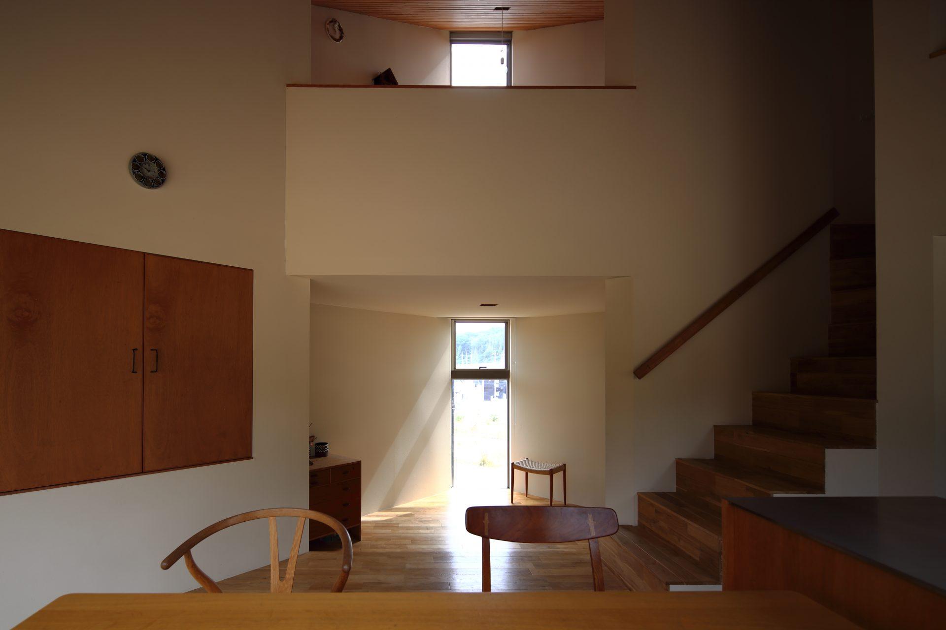 兵庫神戸北の家のダイニングキッチン05