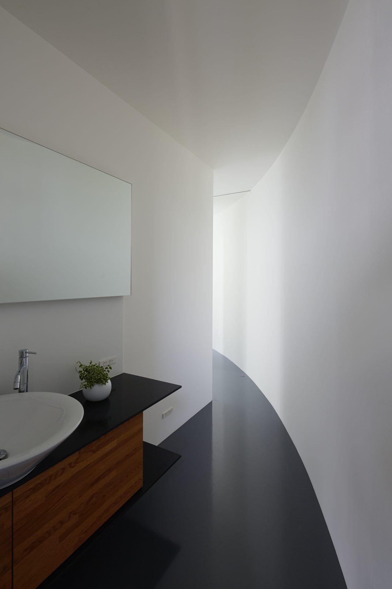 徳島藍住BASEの洗面室