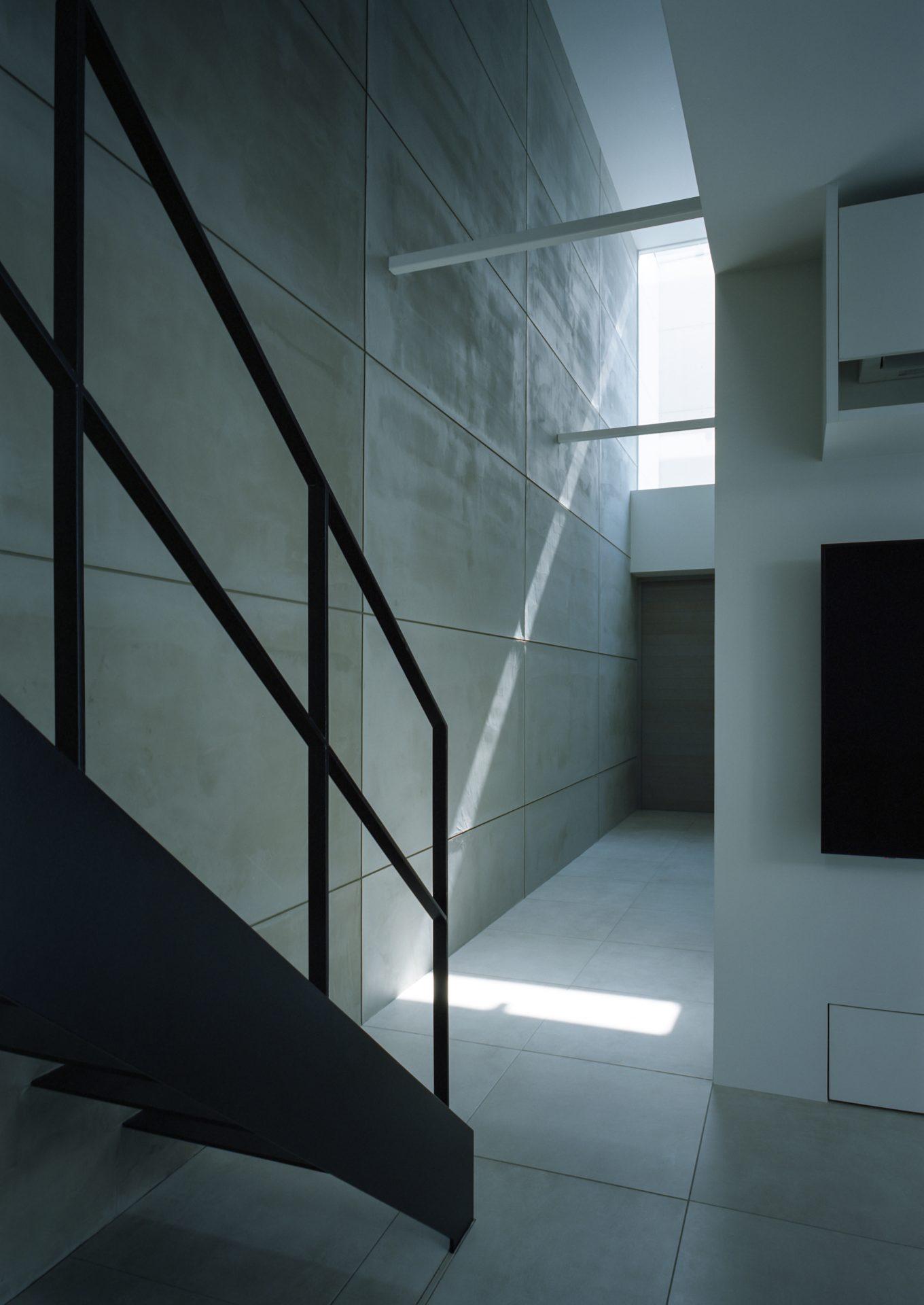 大阪河内長野のコートハウスのLDK02