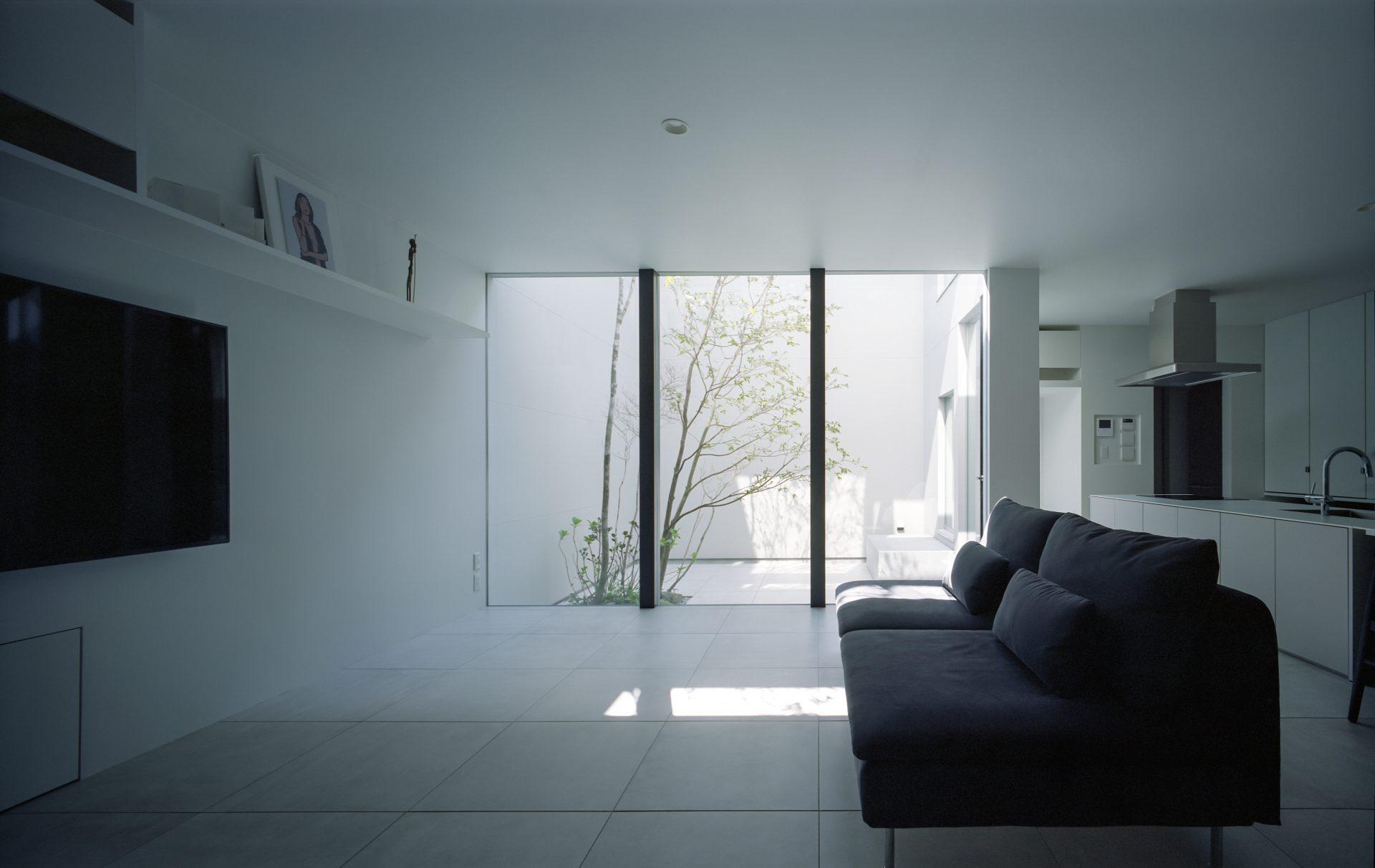 大阪河内長野のコートハウスのLDK003