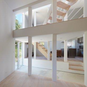 長野千曲の家の個室