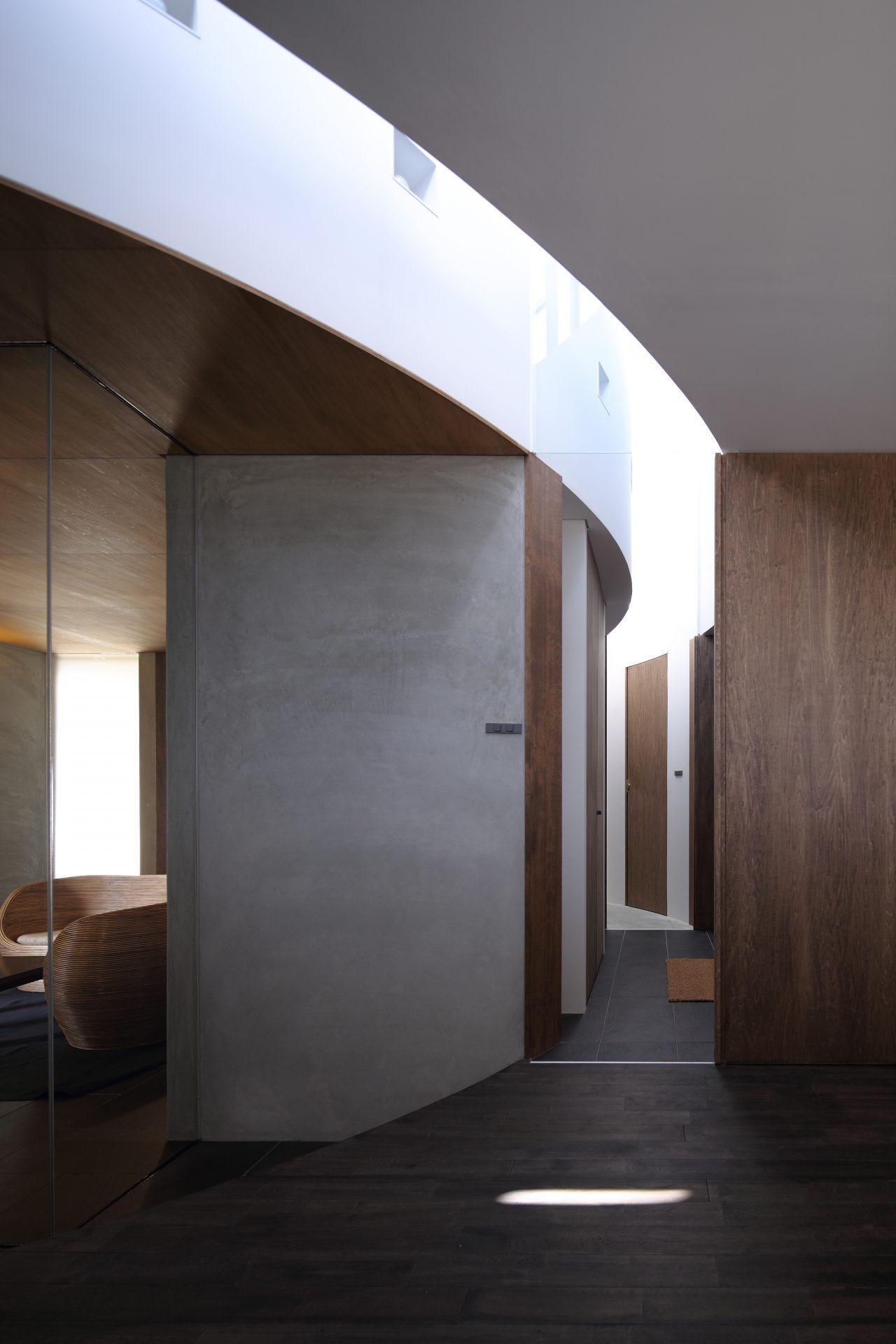 広島福山の家の寝室01