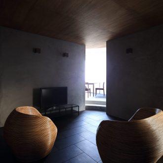 広島福山の家のリビング01