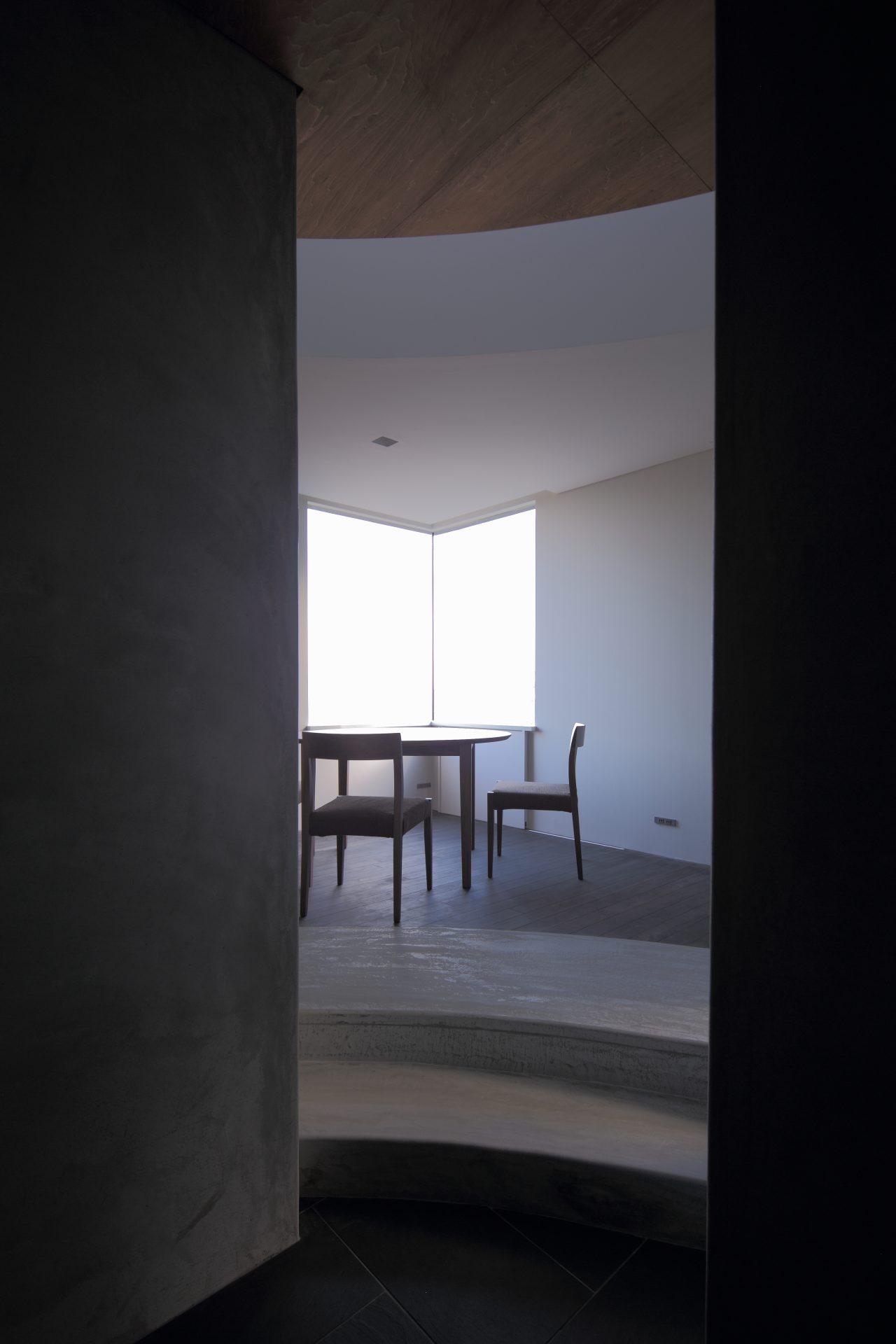 広島福山の家のリビング04
