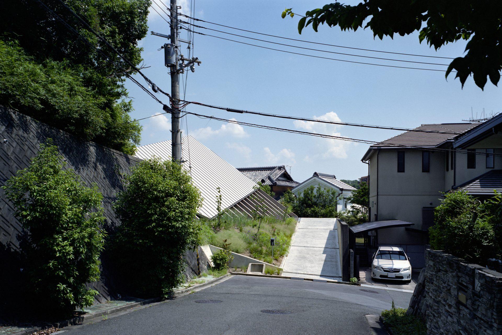 奈良学園前の家の外観01