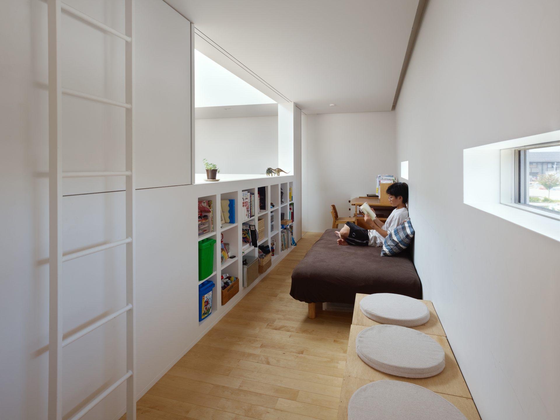 石川白山の家の子供室
