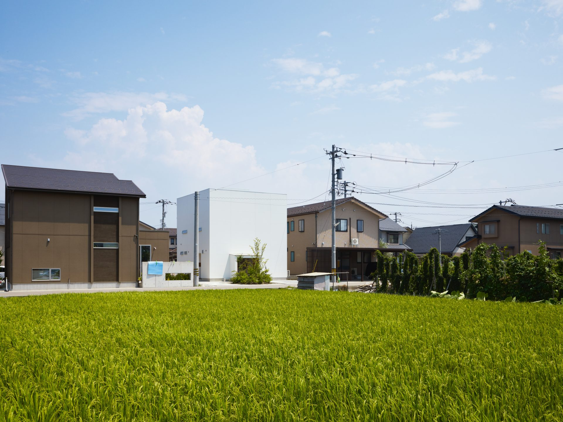 石川白山の家の外観01