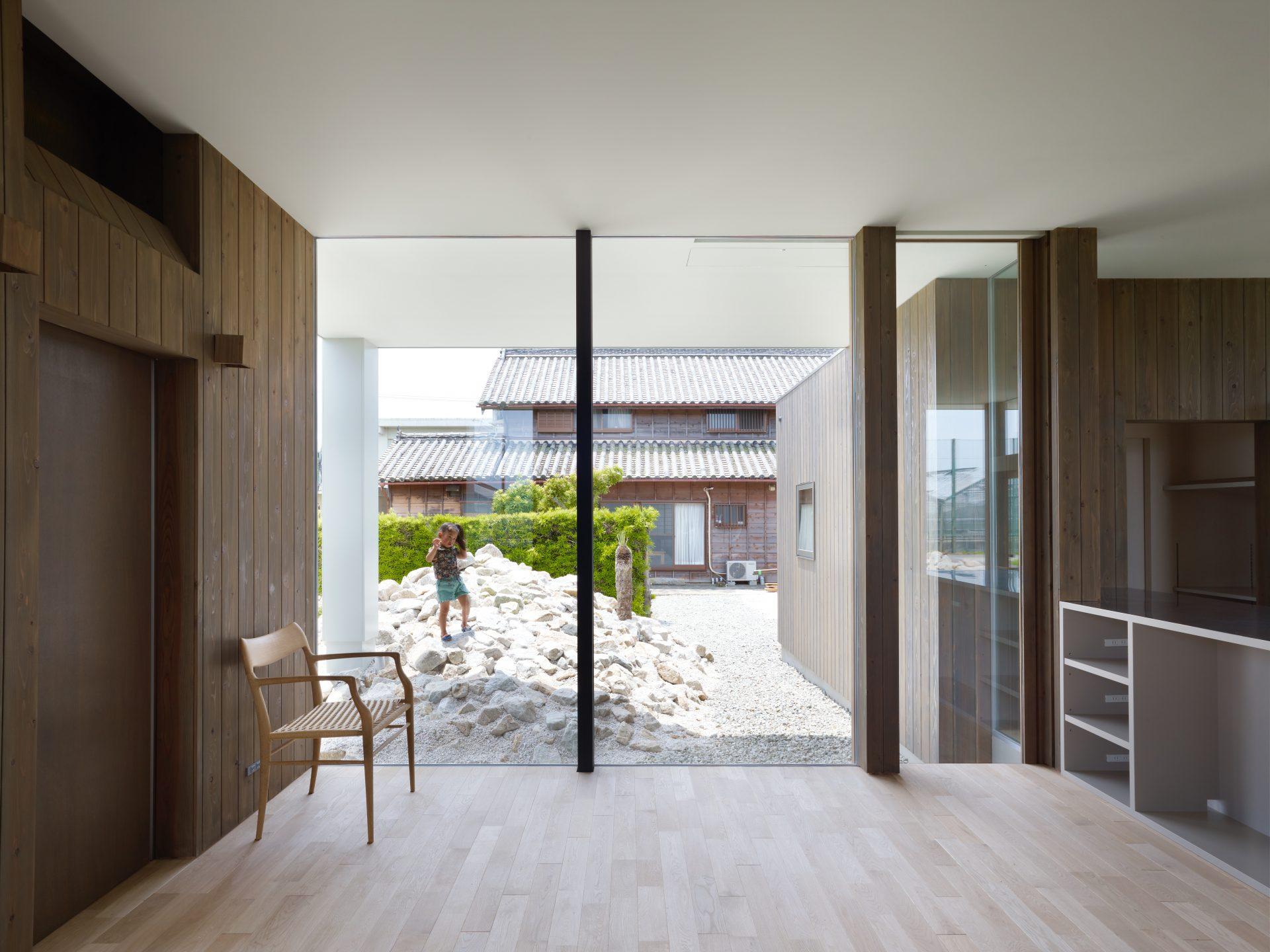 徳島羽ノ浦の家のLDK03