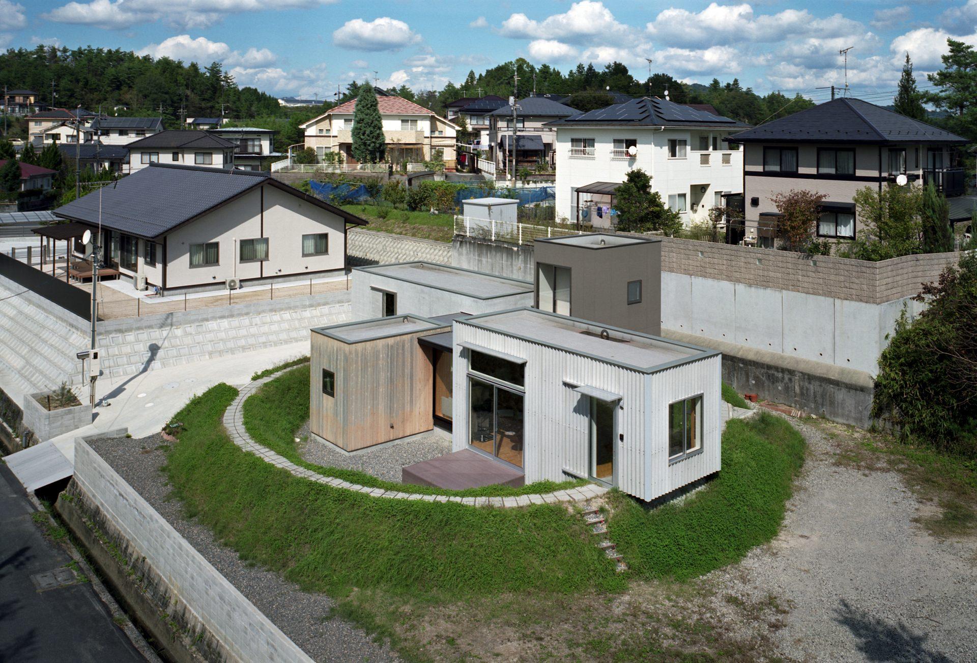 広島東広島の家の外観03