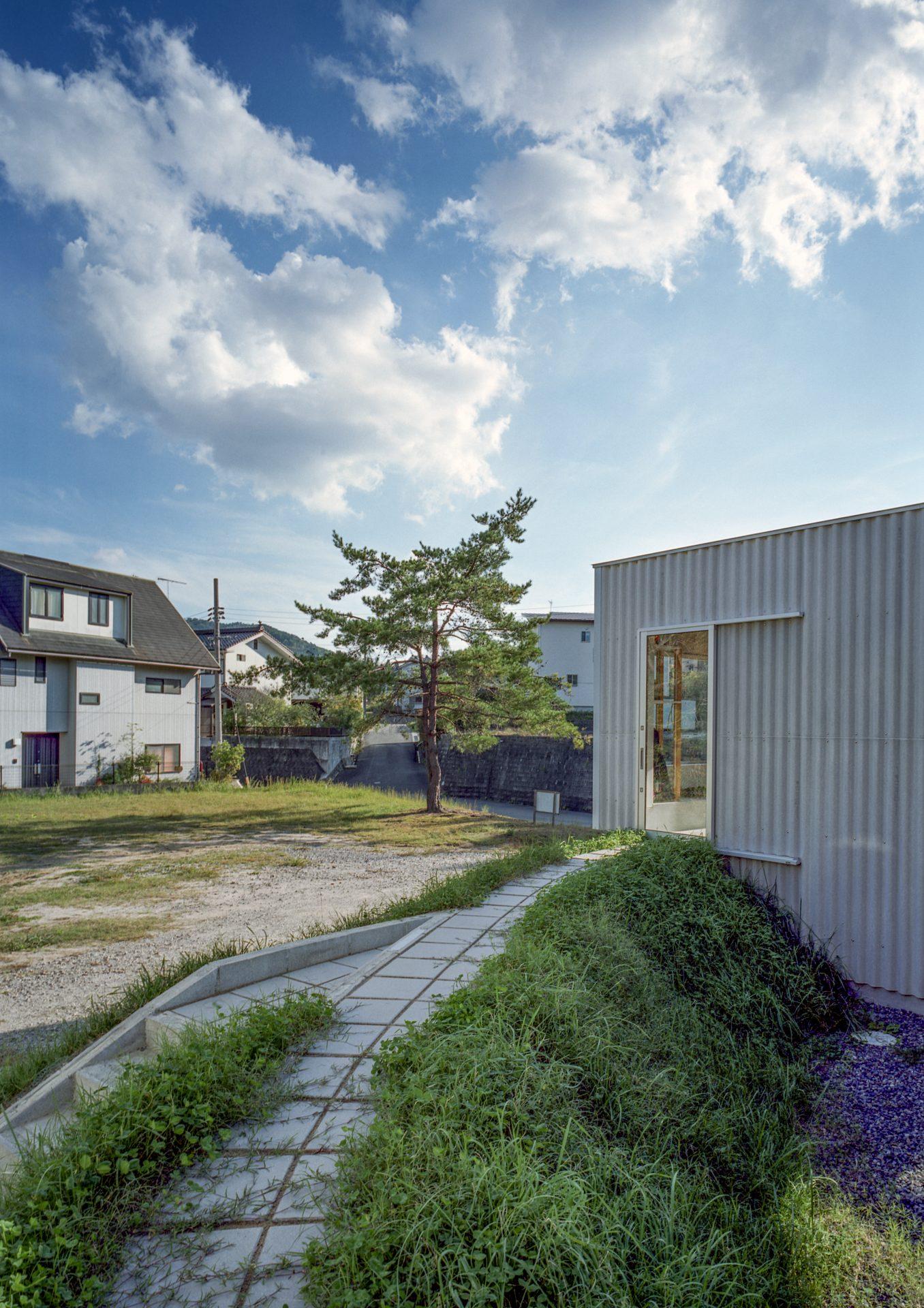 広島東広島の家の外観10