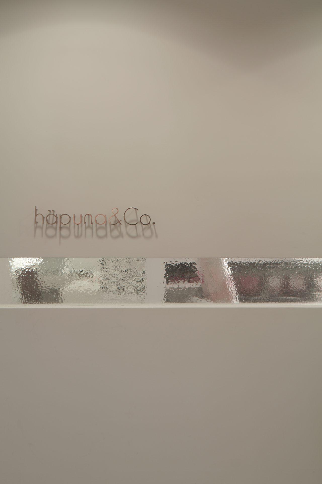 大阪hapuna&Coの正面