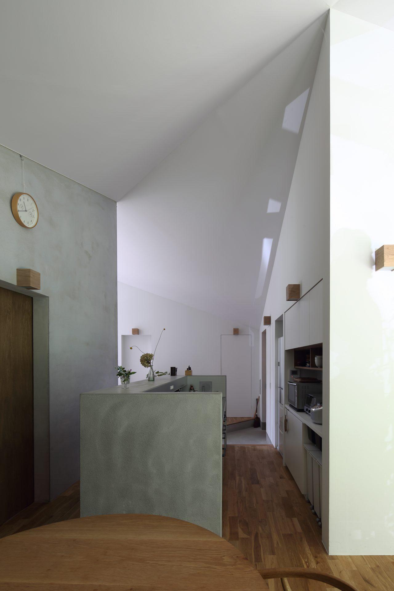 奈良生駒の家のキッチン01