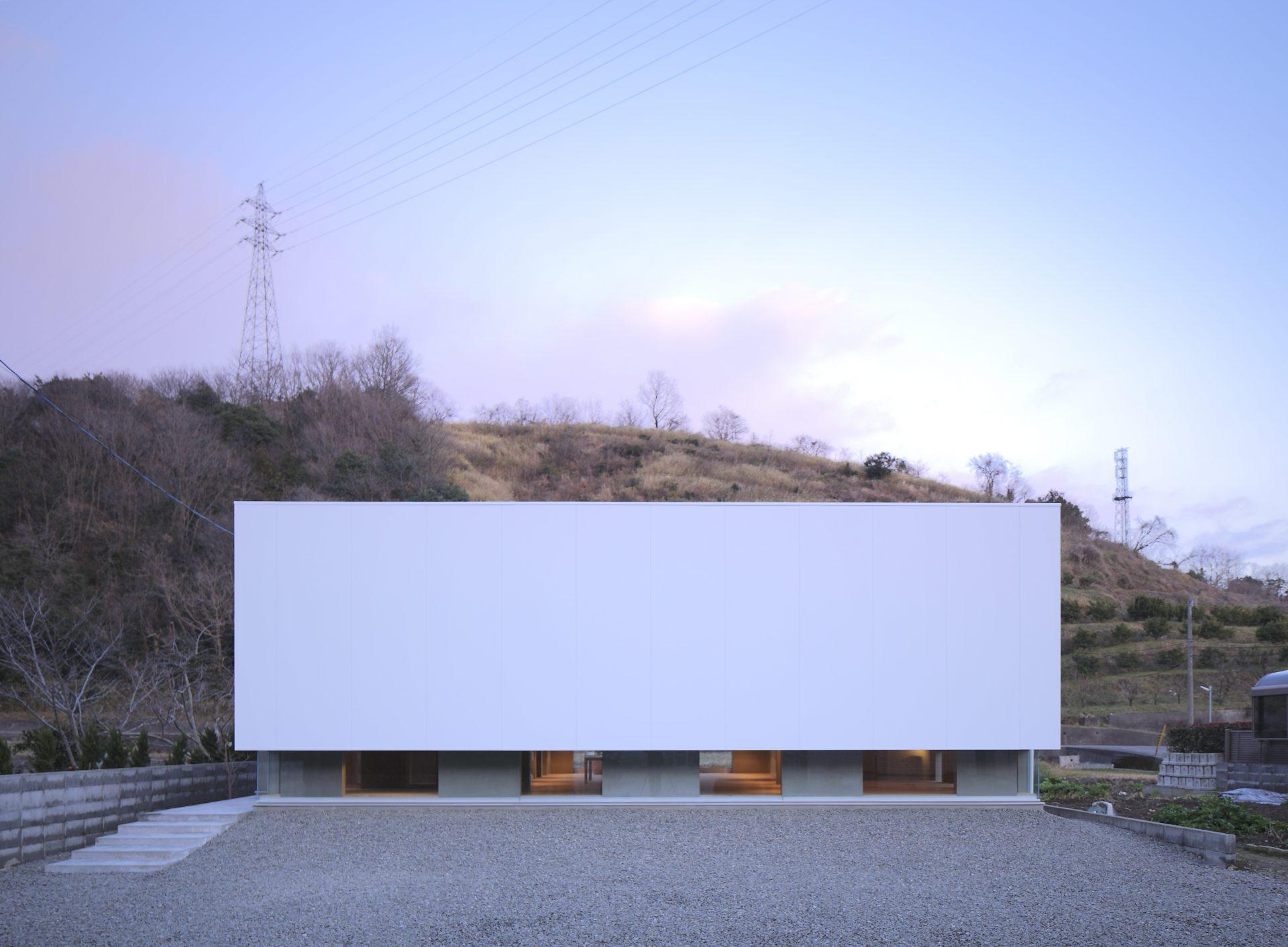 徳島板野の家の外観