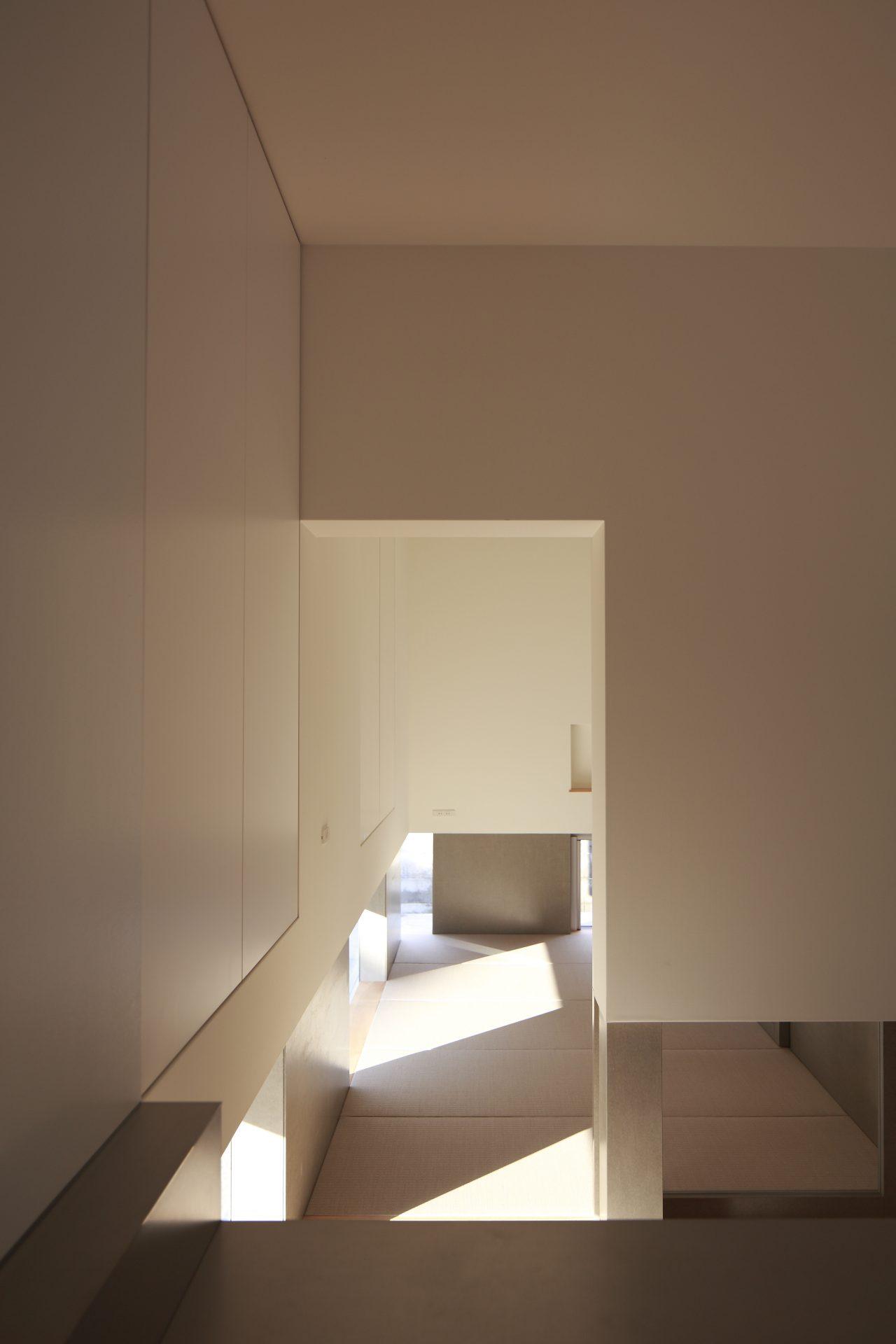 徳島板野の家の和室