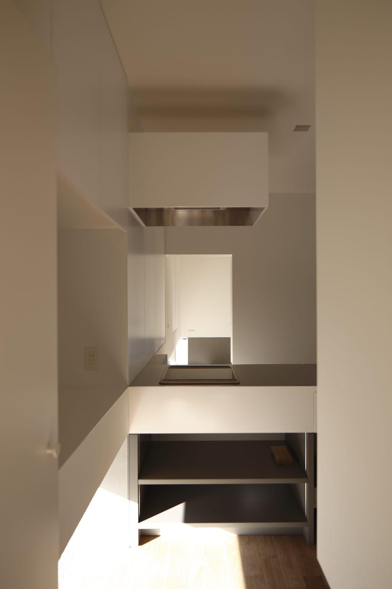 徳島板野の家の廊下