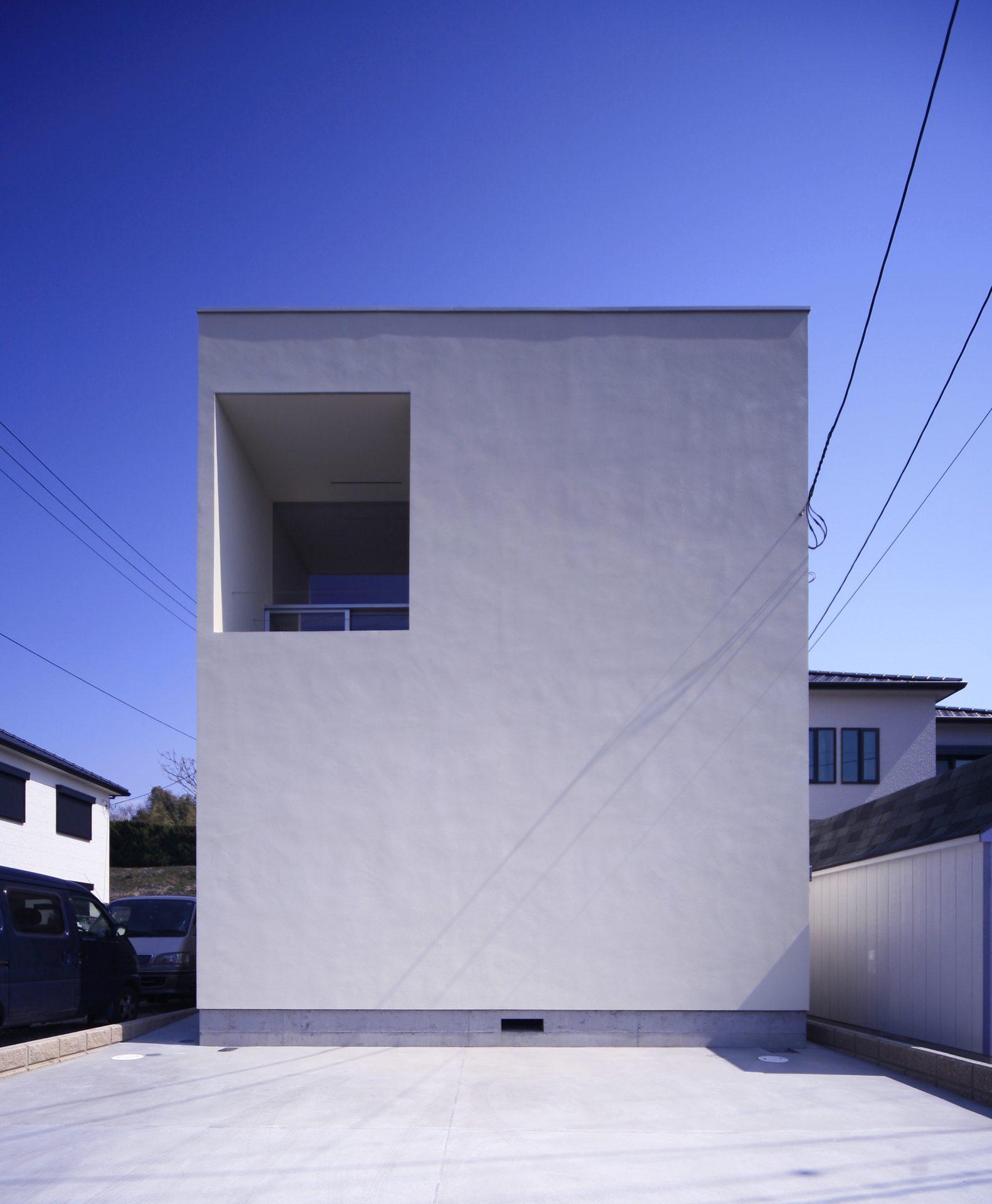 大阪和泉の家の外観