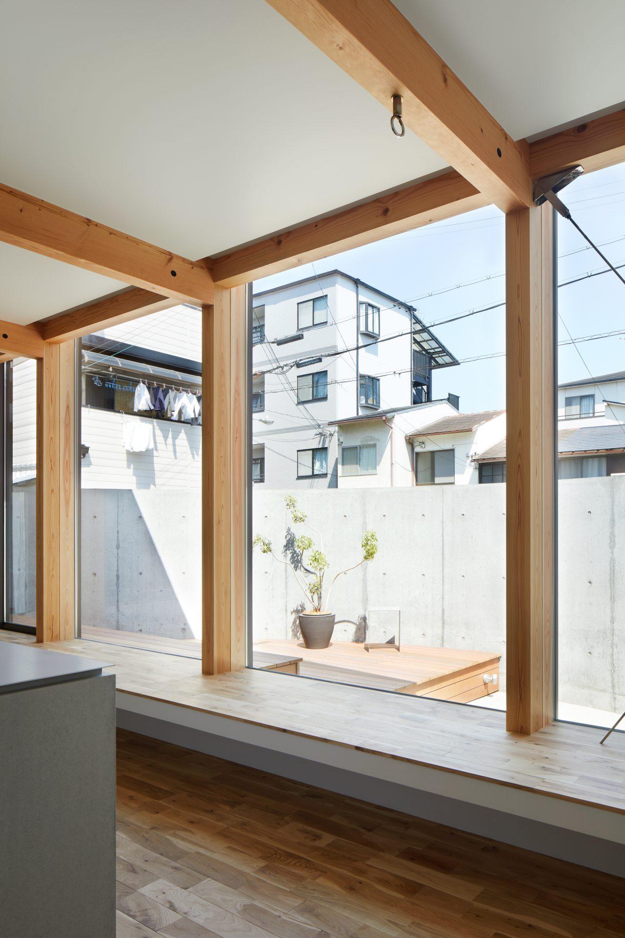 大阪此花の家のLDK03
