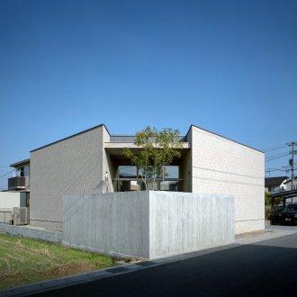 広島南福山の家の外観01