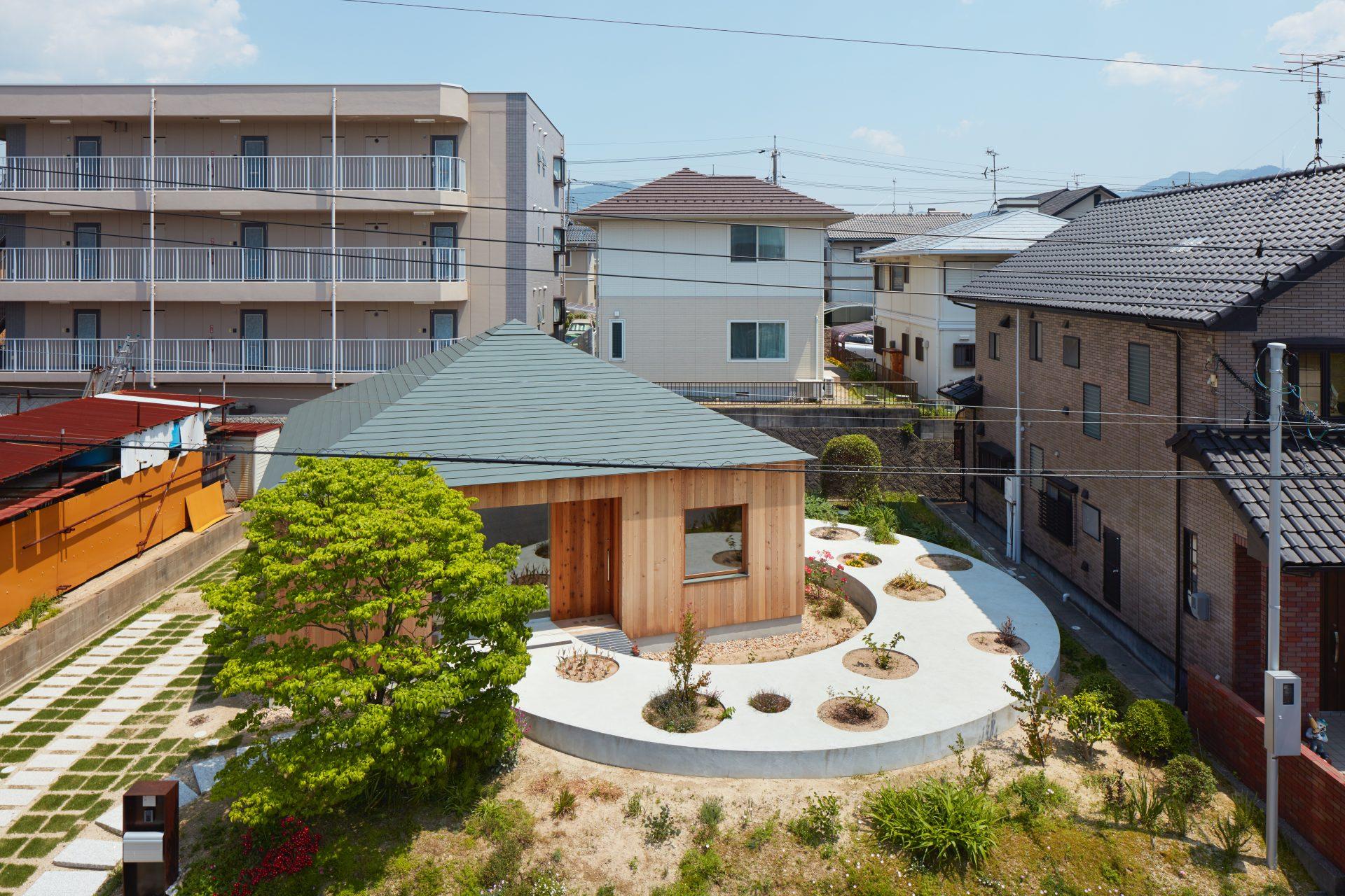 広島向洋の家の外観02