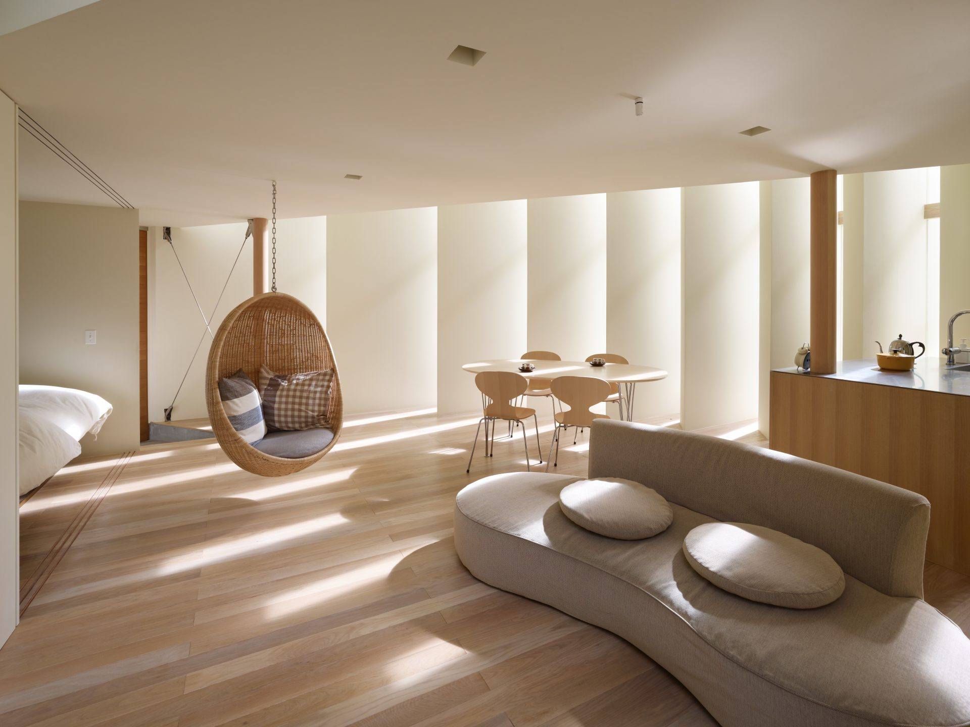 京都向日の家のLDK02