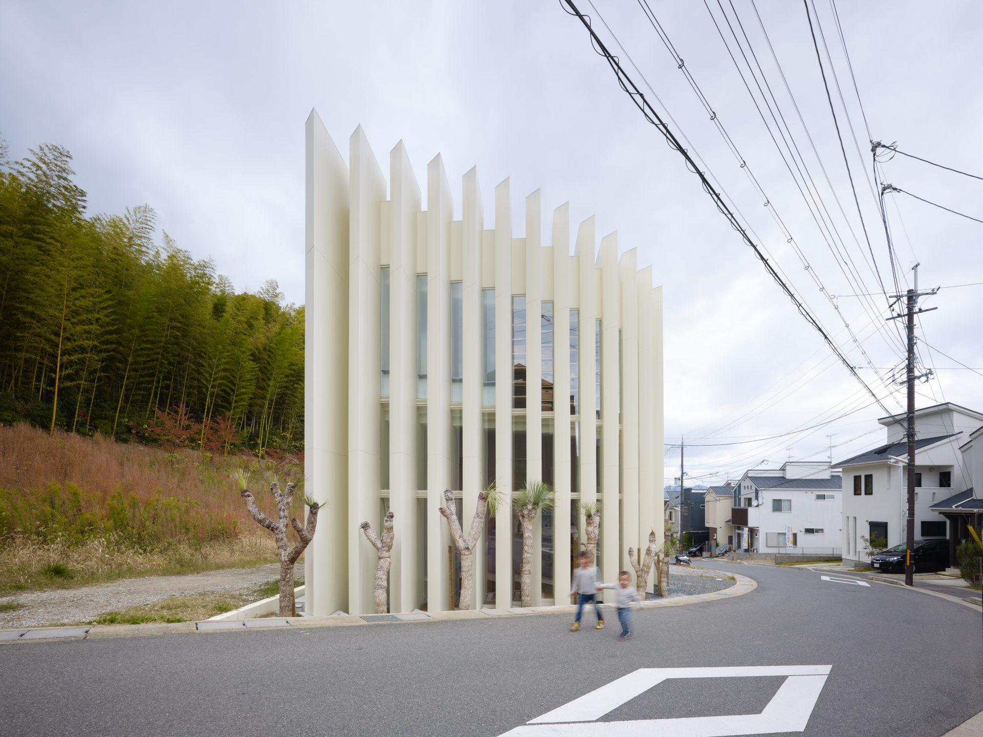 京都向日の家の外観01