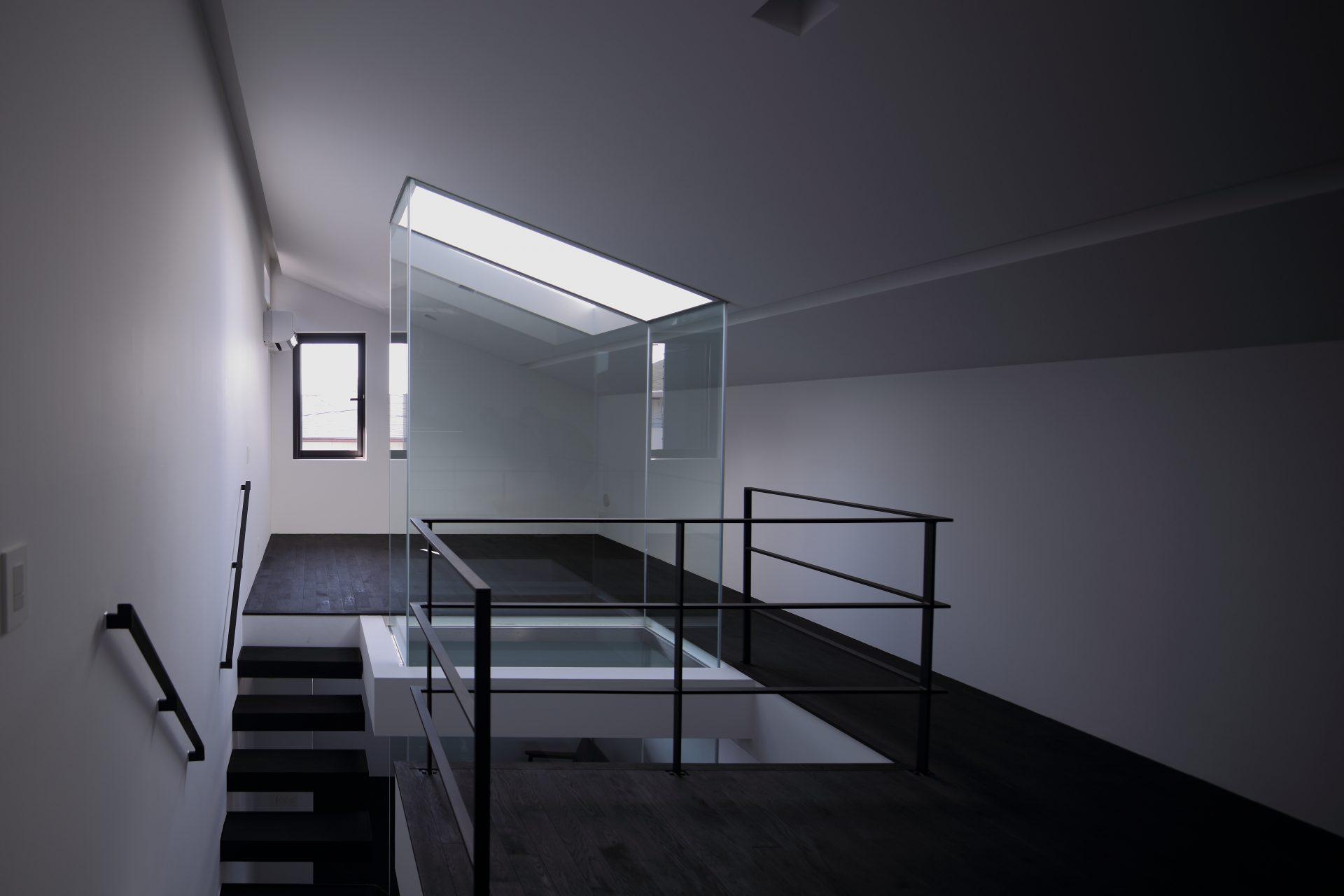 兵庫武庫之荘の家の寝室01