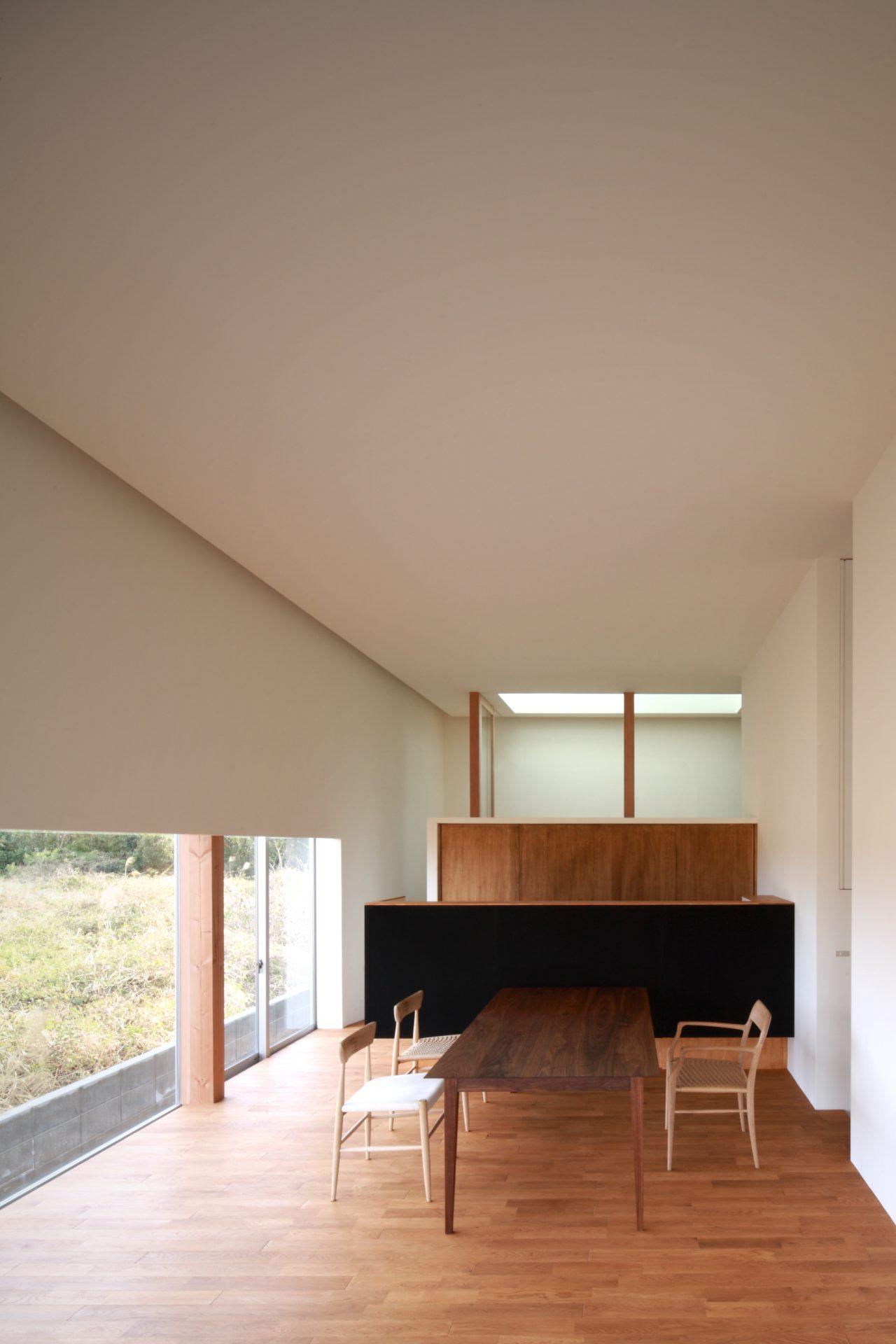 徳島那賀川の家のLDK04