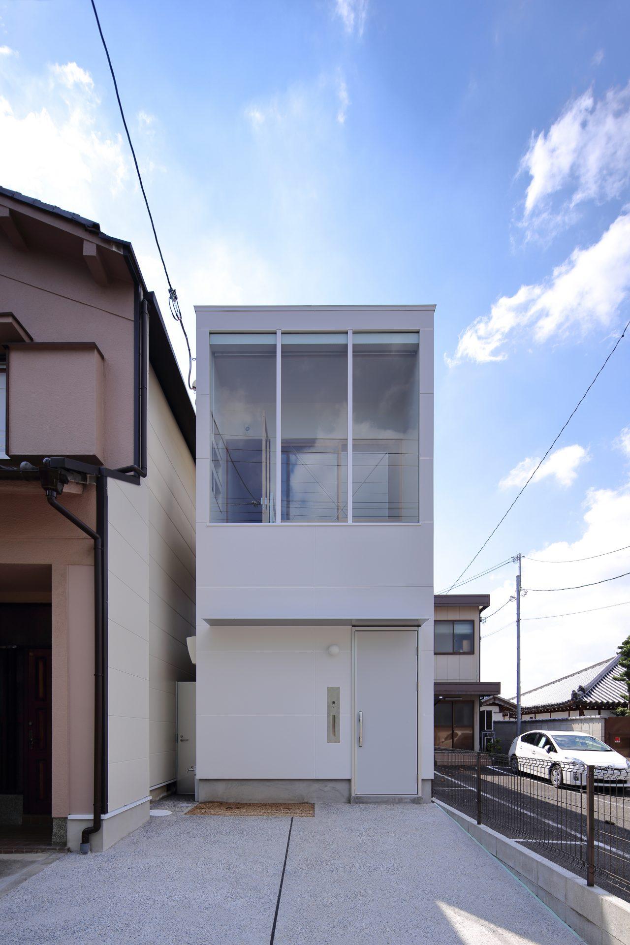 奈良奈良町の家の外観