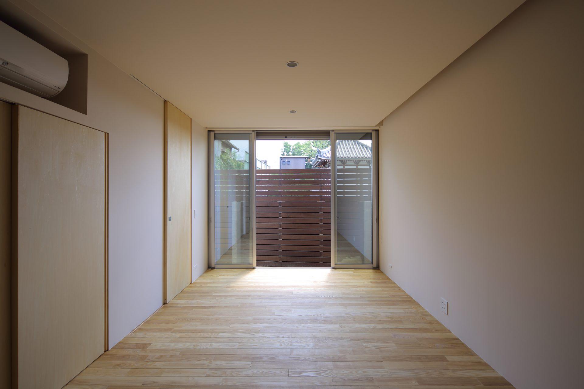 奈良奈良町の家のLDK02