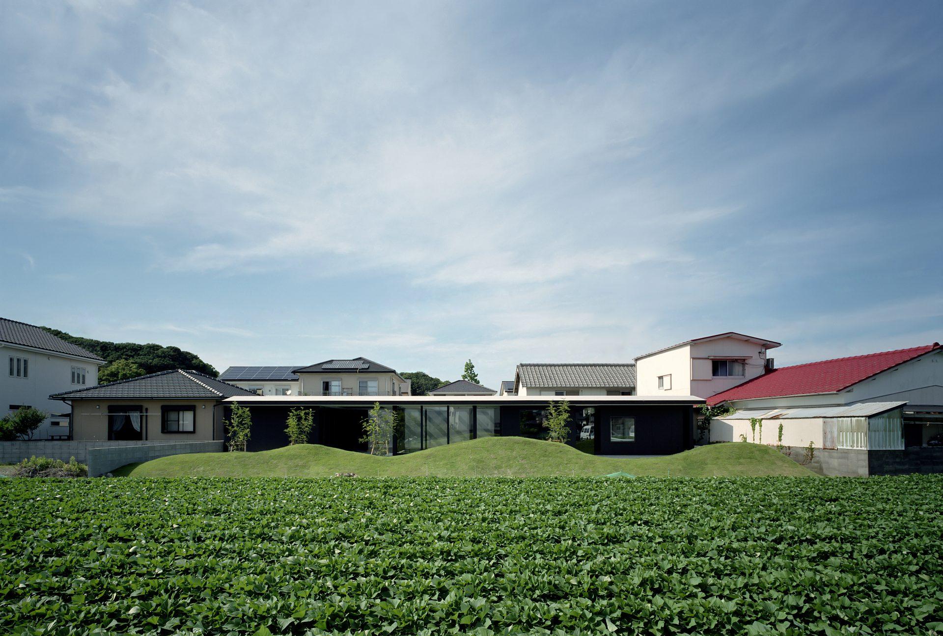 徳島鳴門の家の外観01