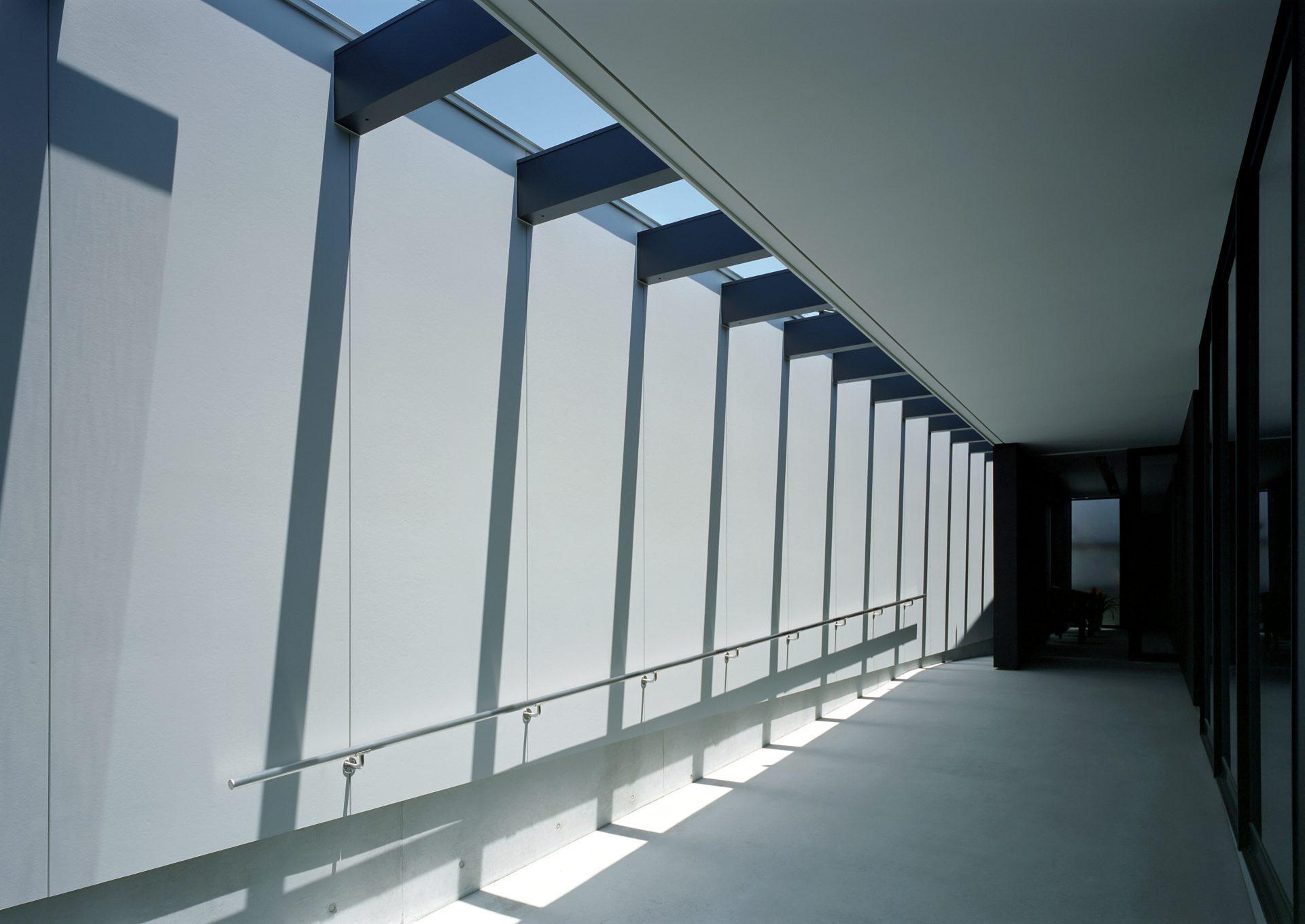 徳島鳴門の家の玄関アプローチ01