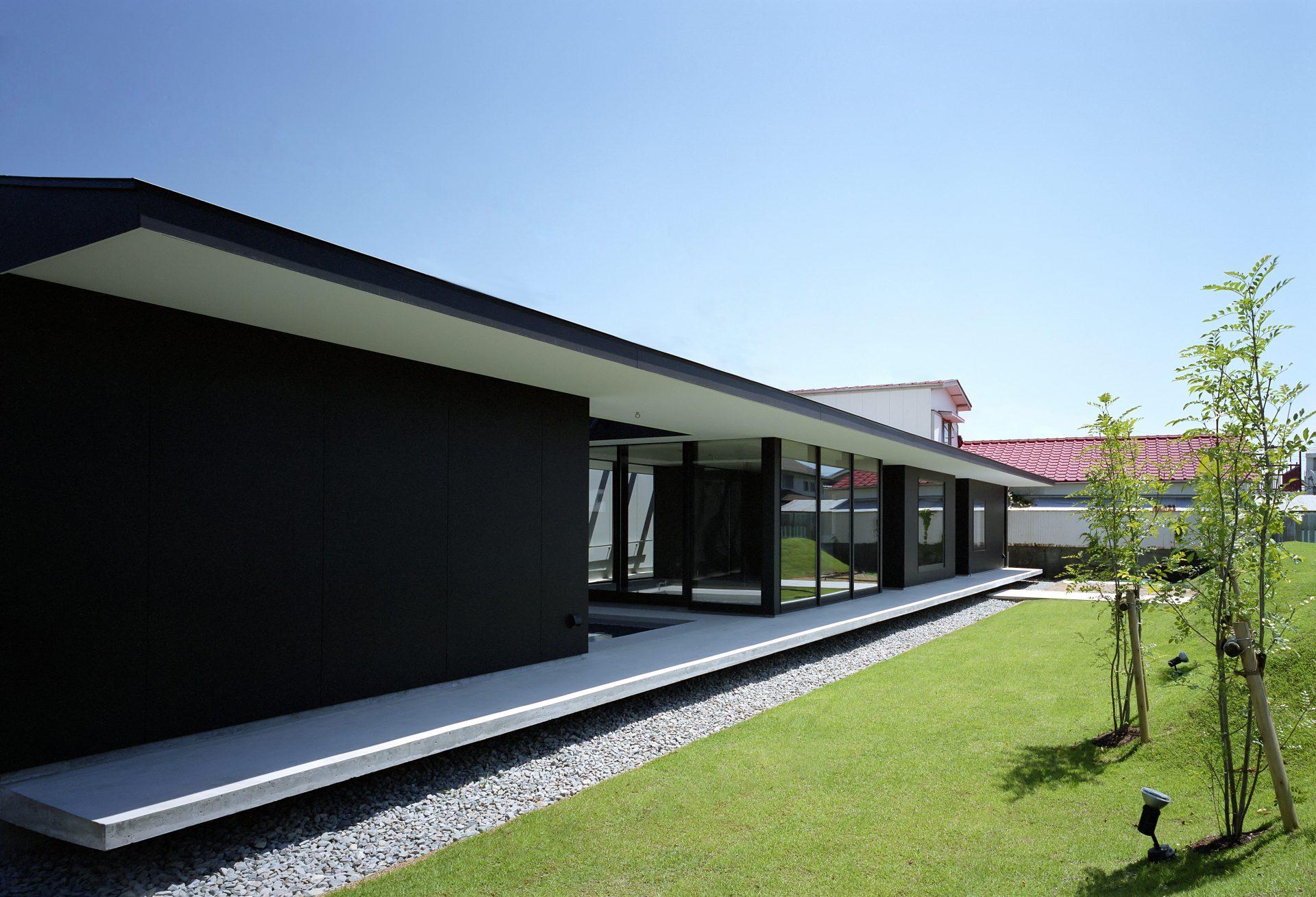 徳島鳴門の家の外観02
