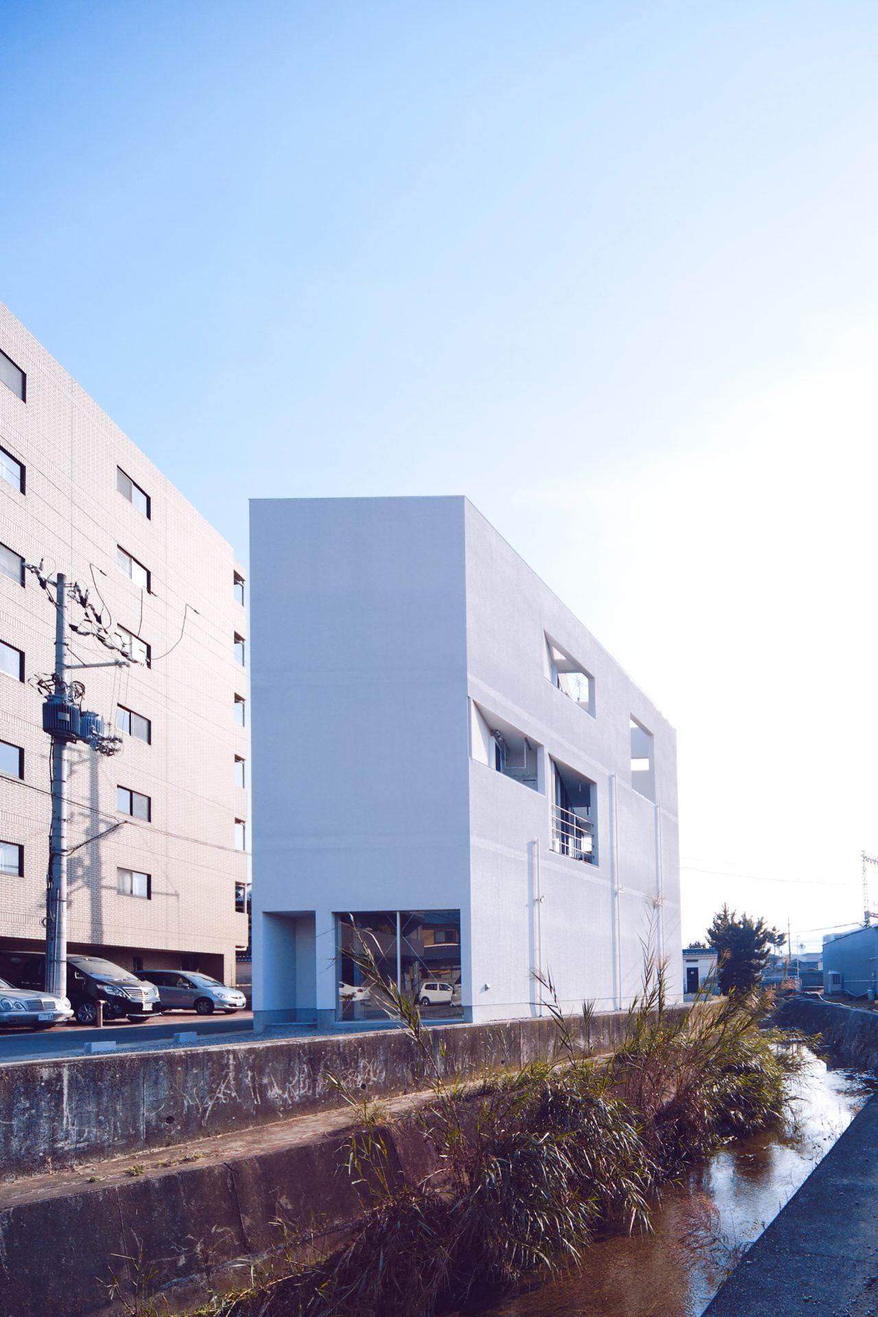 奈良五位堂の店舗兼住宅の外観2