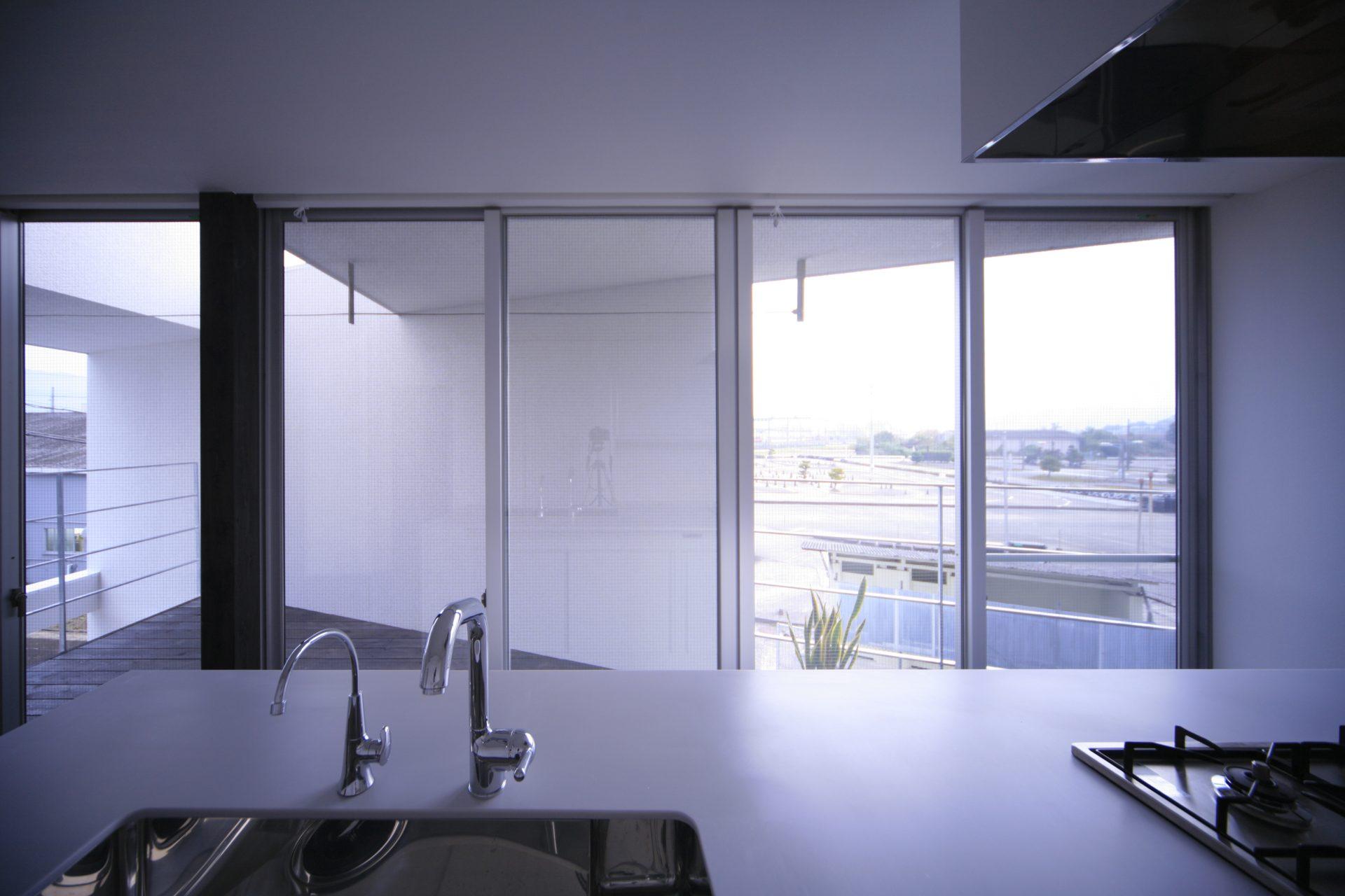 奈良五位堂の店舗兼住宅のLDK03